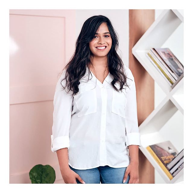#MeetThePSFam  Pari Sheth: The Technical Design Specialist of our team with an admirable work ethic. @shethpari never fails to surprise us by getting the job done fast and efficiently which is why we call her 'She Hustler' 💻 __________  #team #workhard #motivation #womenempowerment #workfamily #graphicdesign #women #womenempowerment #interiordesign #inspire #bangalore #bangaloreinteriors #interiordecor #inspiration #decor #interiordesignstudio #pastels #colourpalette #interior #motivation #pink #bosswomen #homedecor #wordstoliveby #tuesdaythoughts #hustle