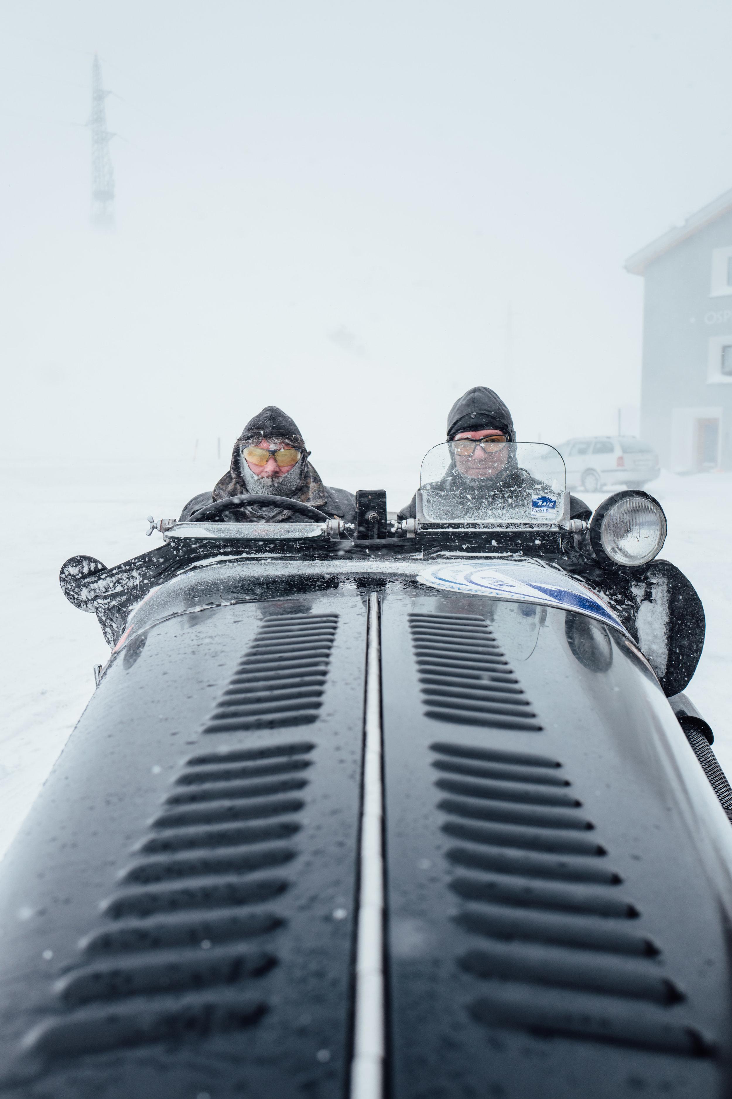 Winter Raid