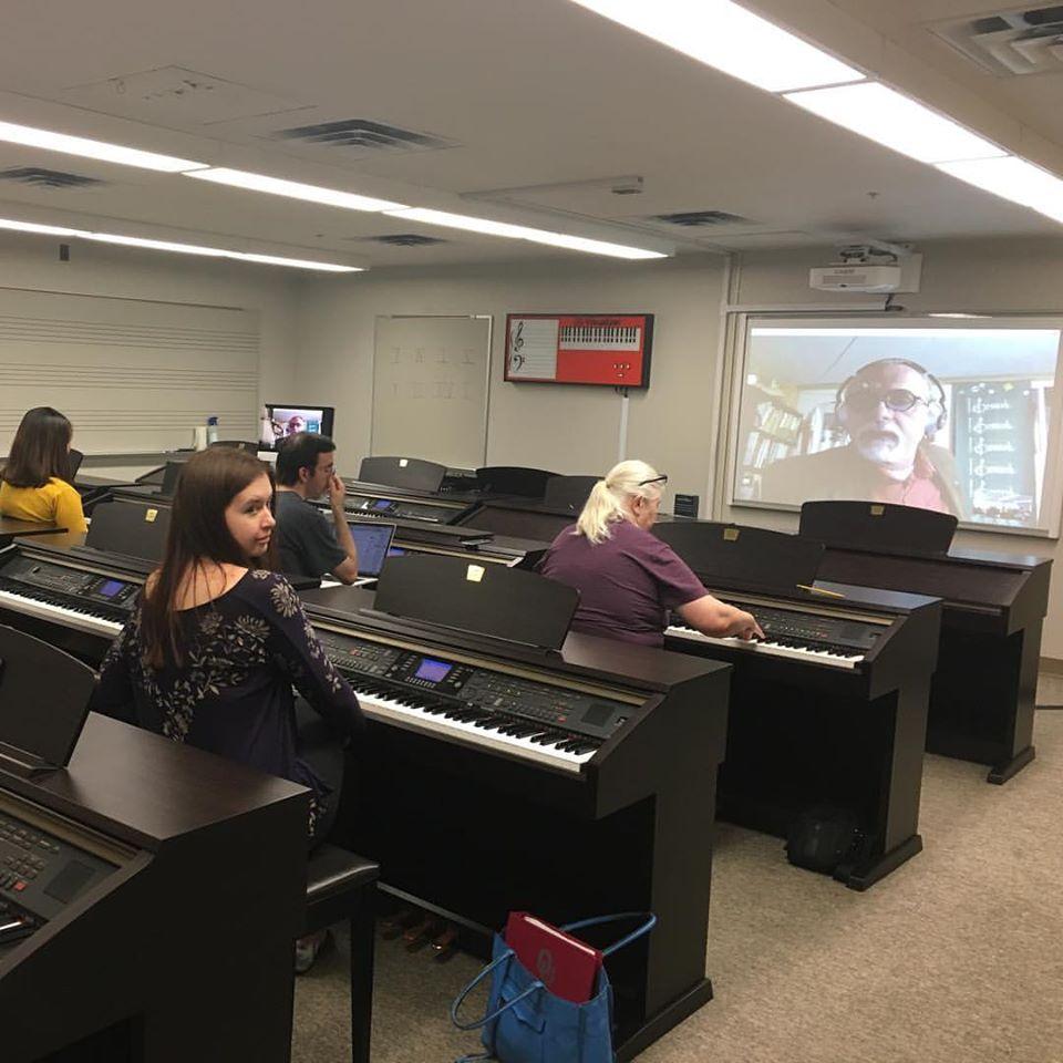 Remote learning with Bradley Sowash