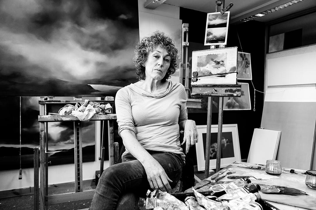 SPA 2017 Exhibition, Trina,60 x 50 cm (framed)Digital / giclée print £150