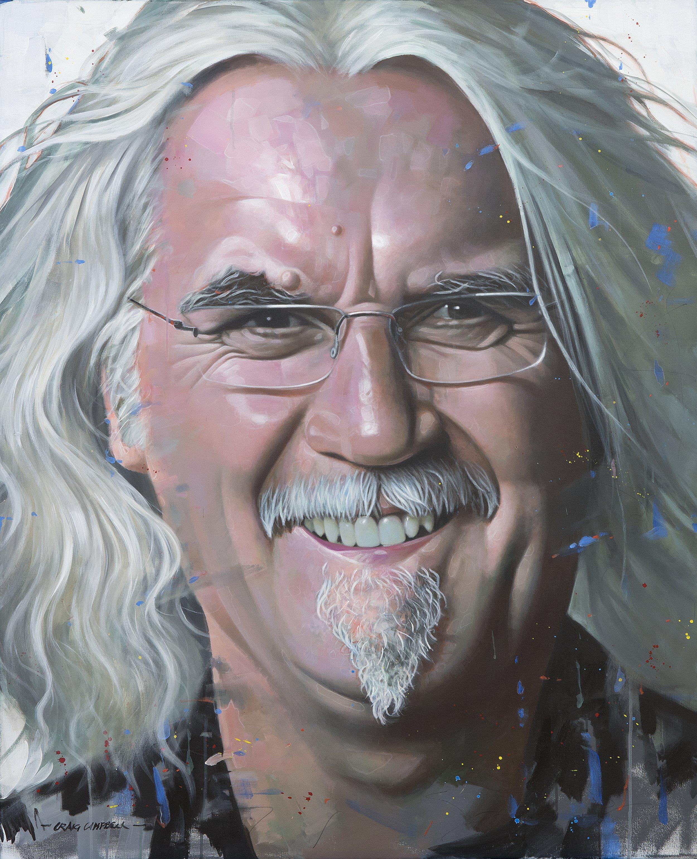 Sir Billy Connolly