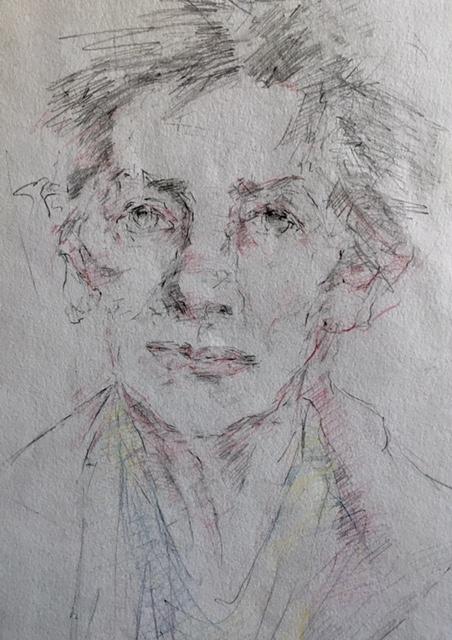 Tessa Ransford, poet