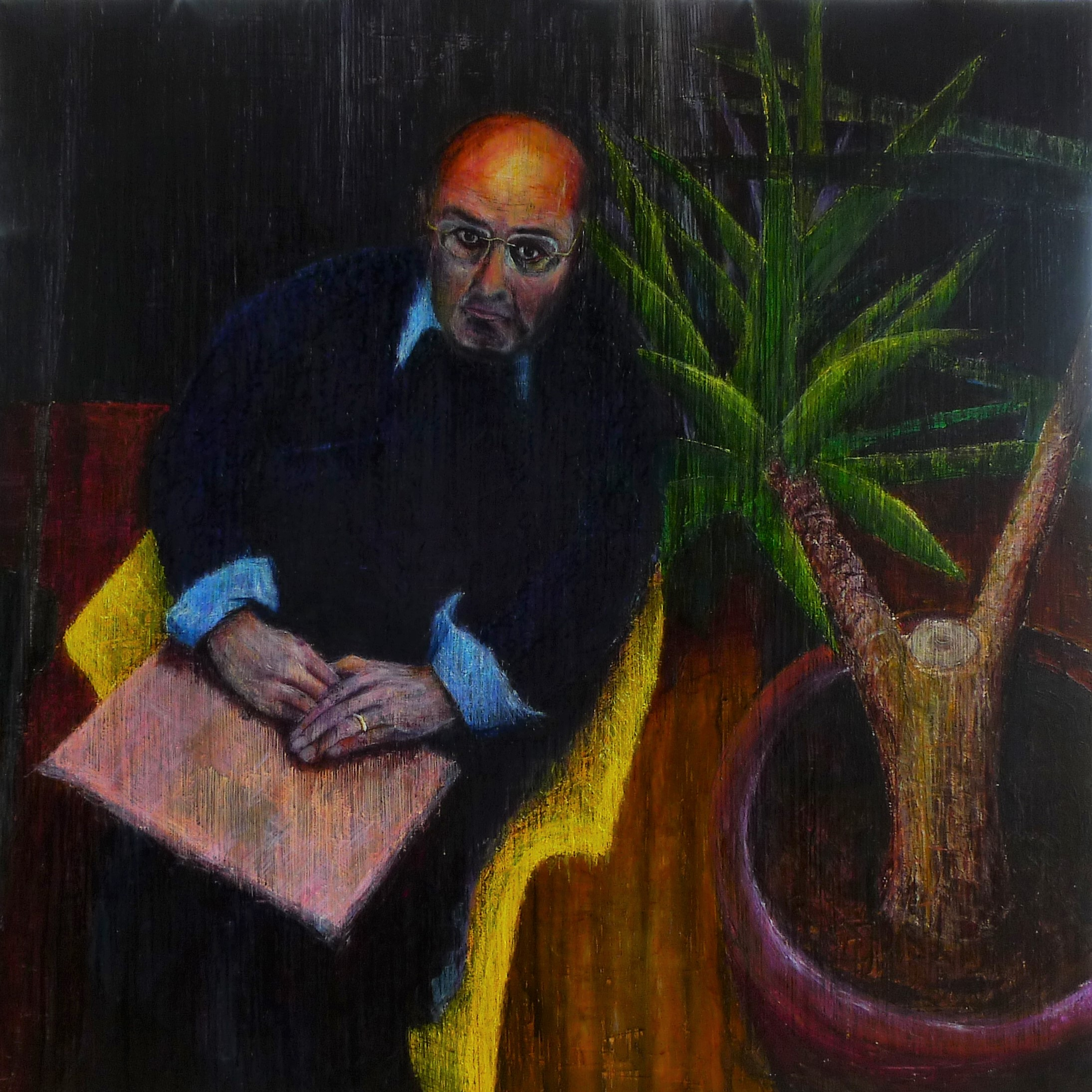 William Wood, Self at Sixty
