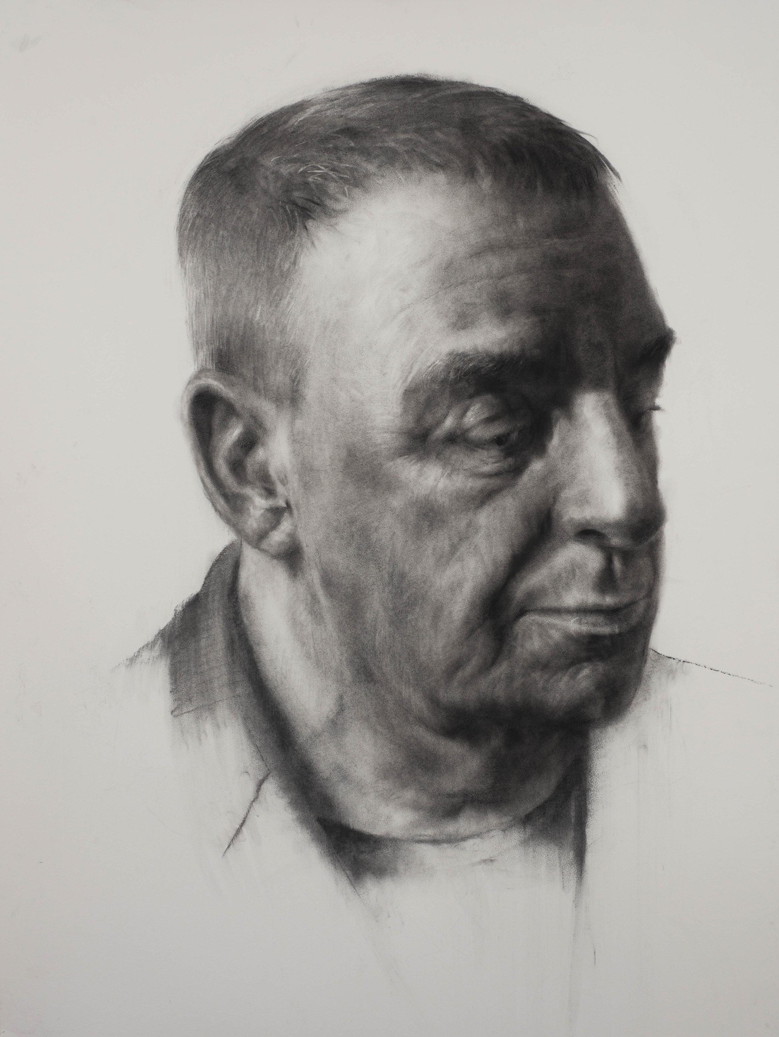 Graeme Wilcox, 'RF Head Study'