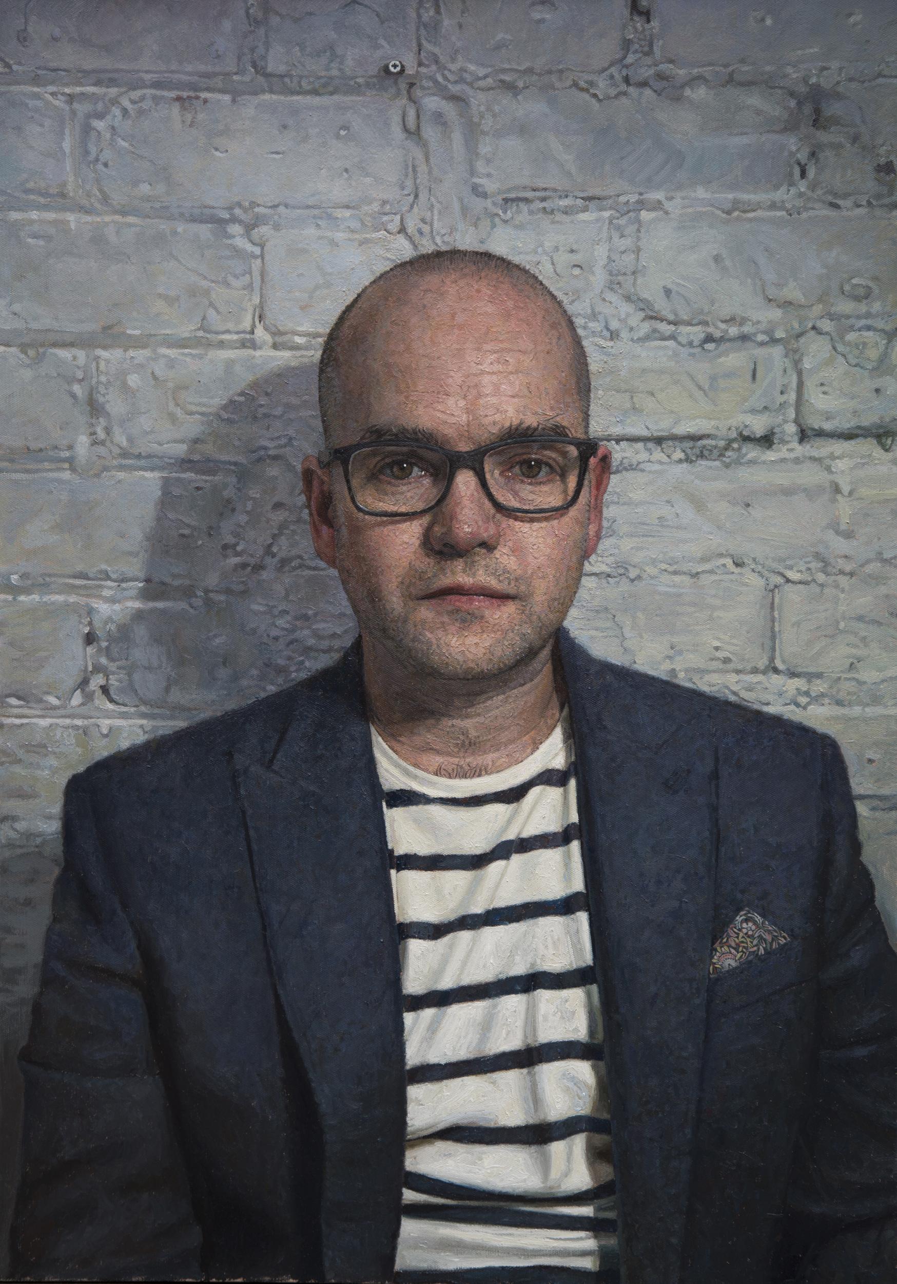 Mark Roscoe, Self Portrait 2019