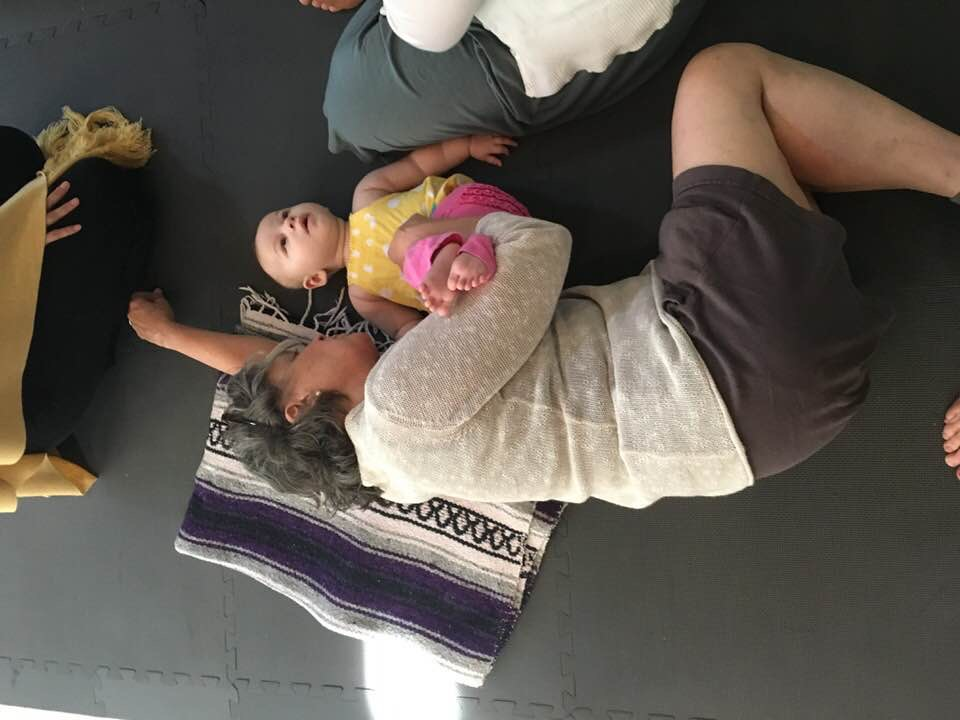 Maryska & baby .JPG
