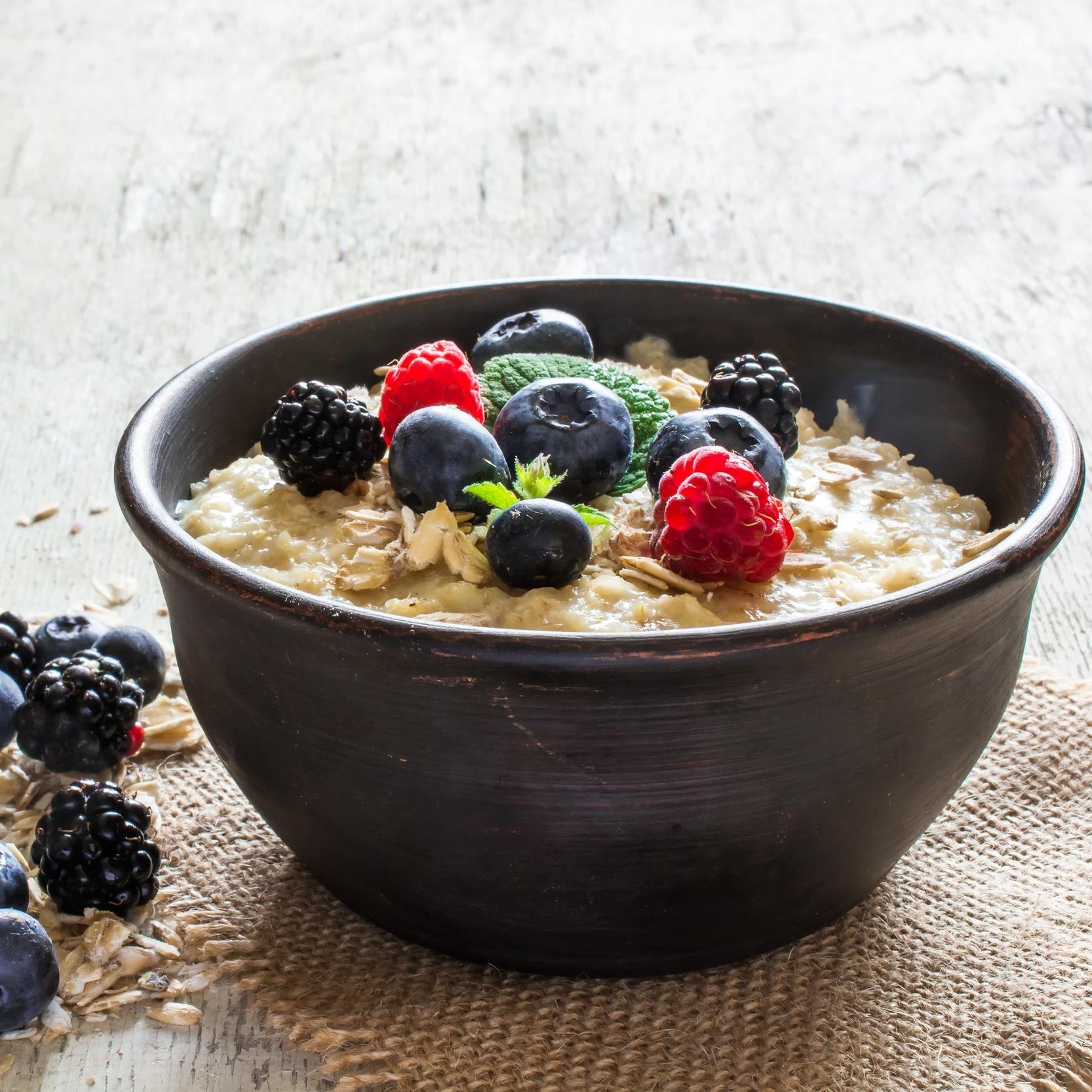 Slow COoked Porridge -