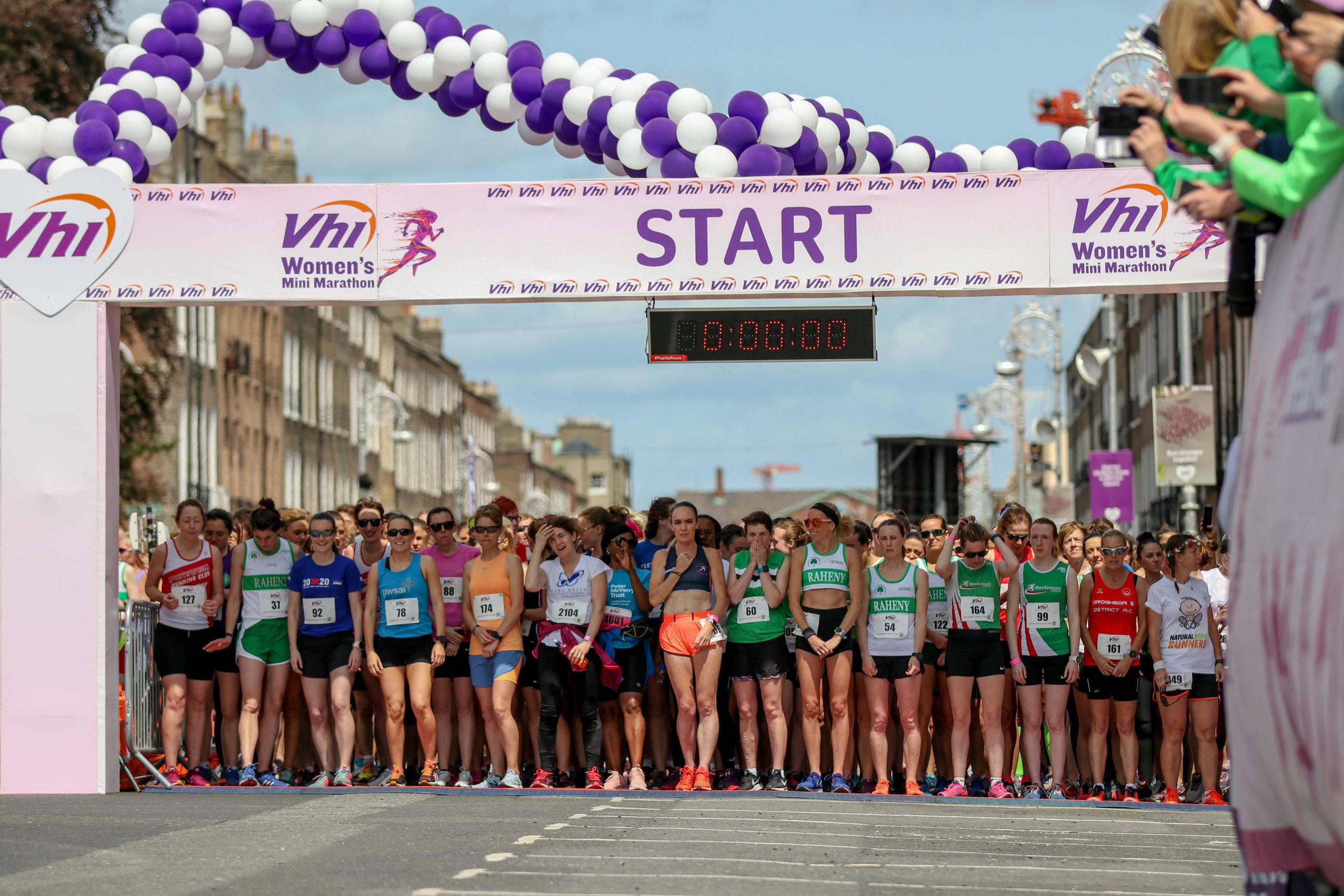 Vhi Womens Mini Marathon