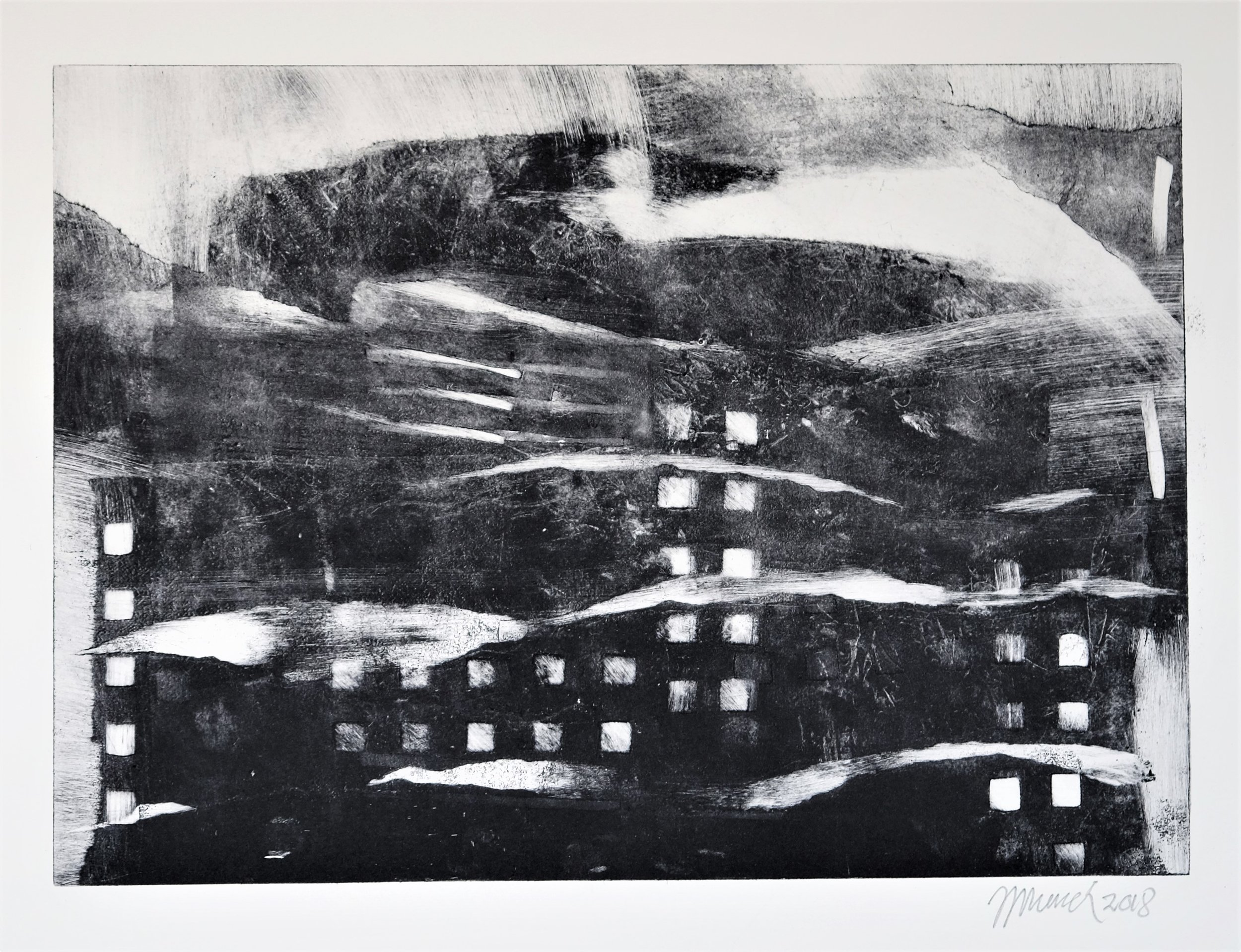 Landscape (I) (34 cm x 24 cm)