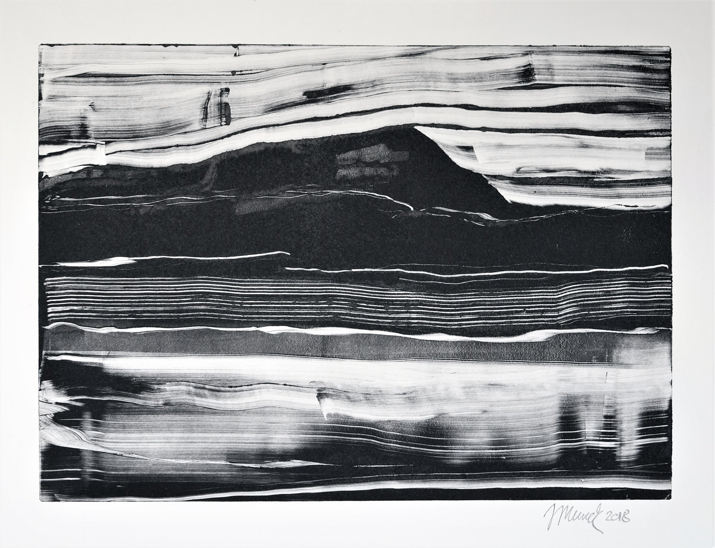 Landscape (II) (34 cm x 24 cm)