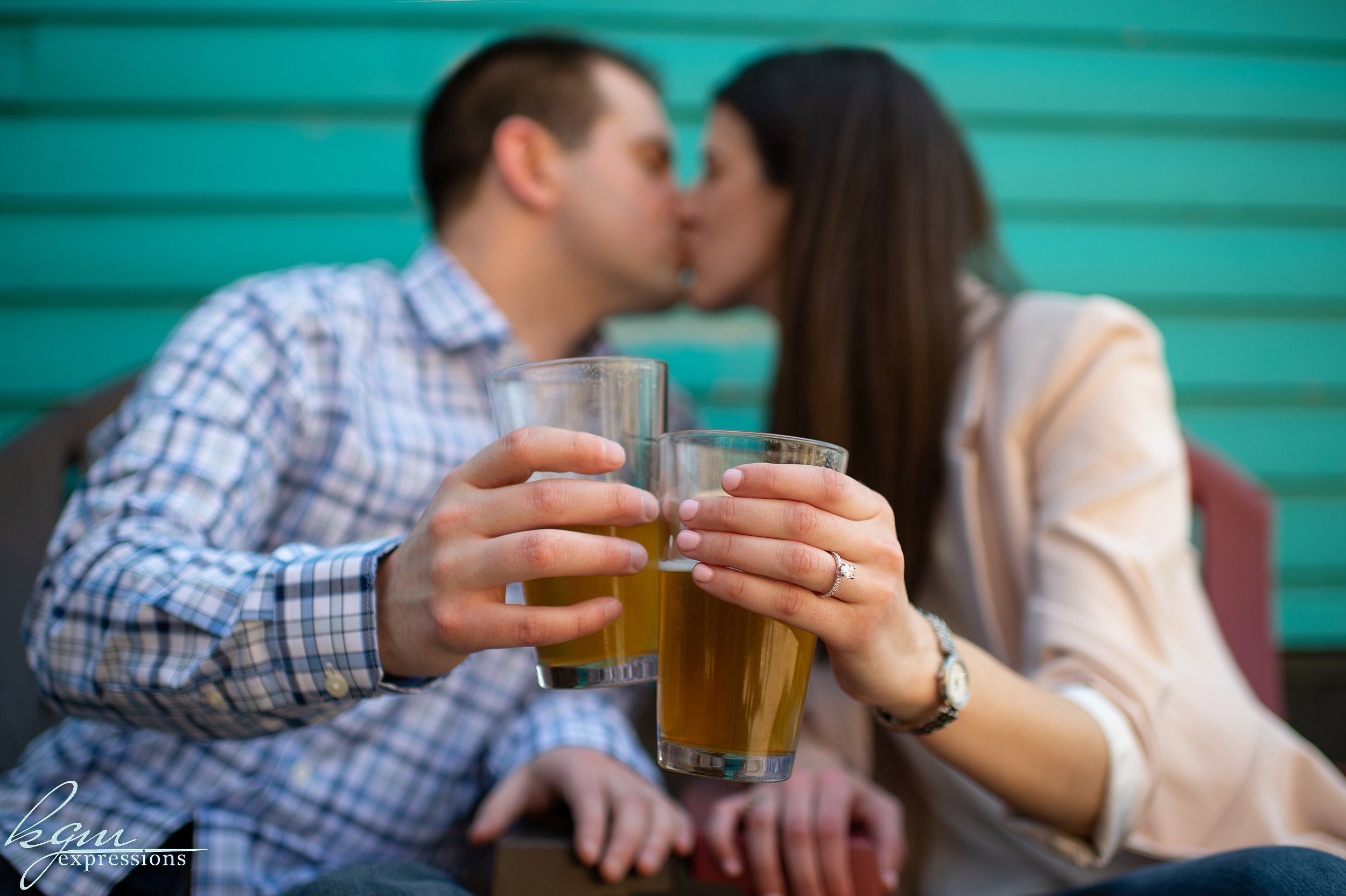 Village Idiot Brewing Engagement
