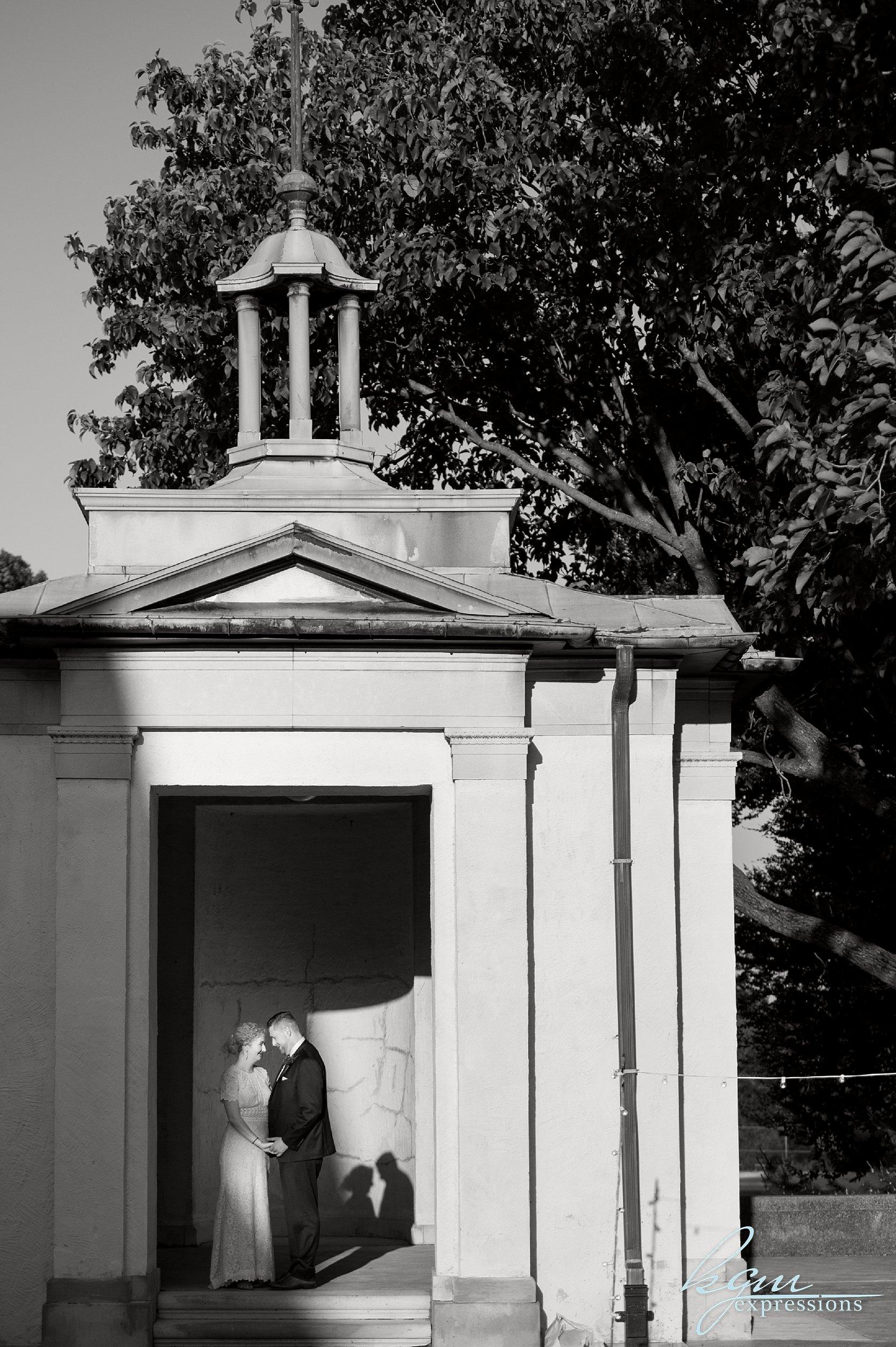 American Swedish Historial Museum Wedding