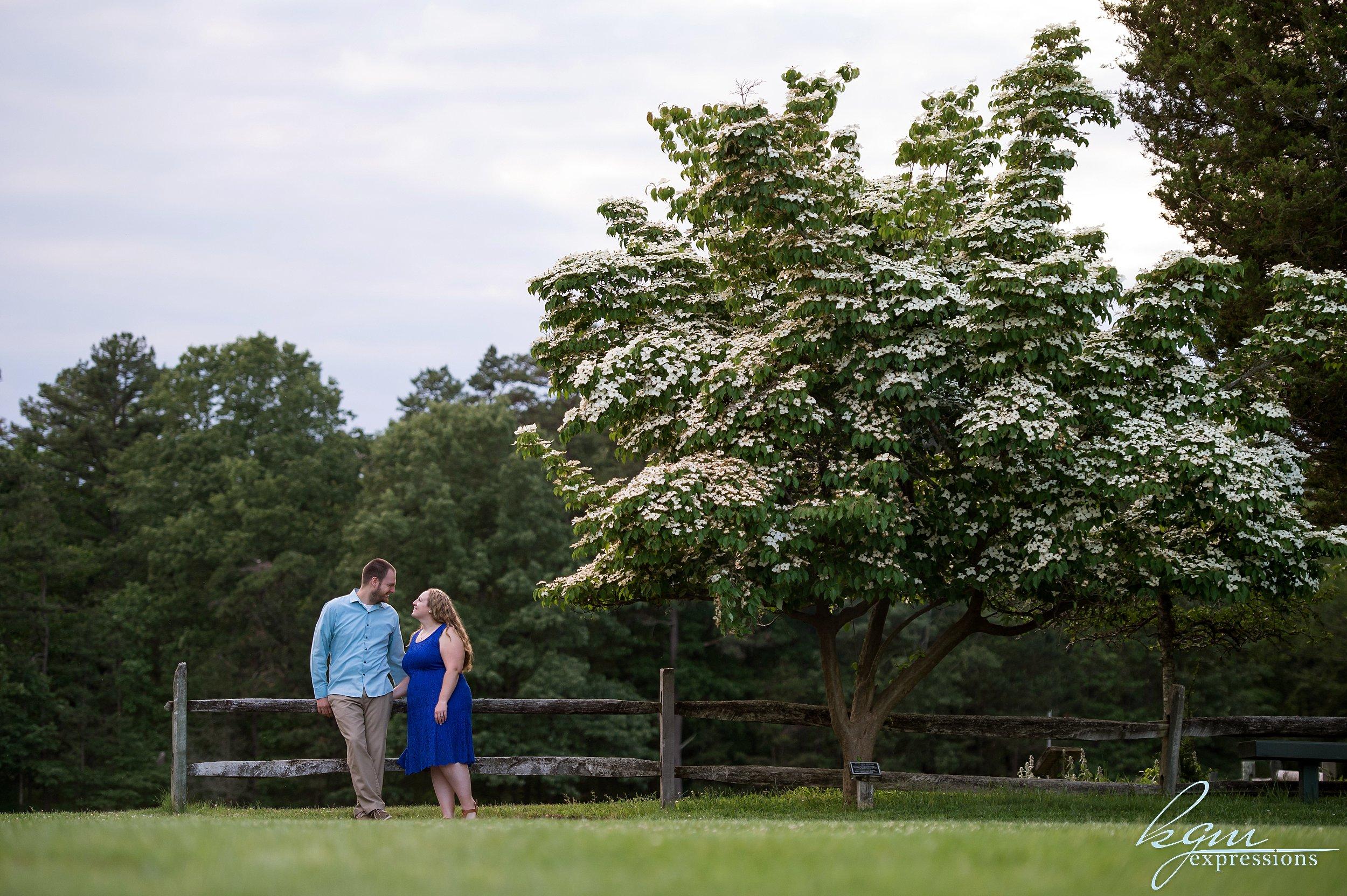 Atlantic County Park Engagement