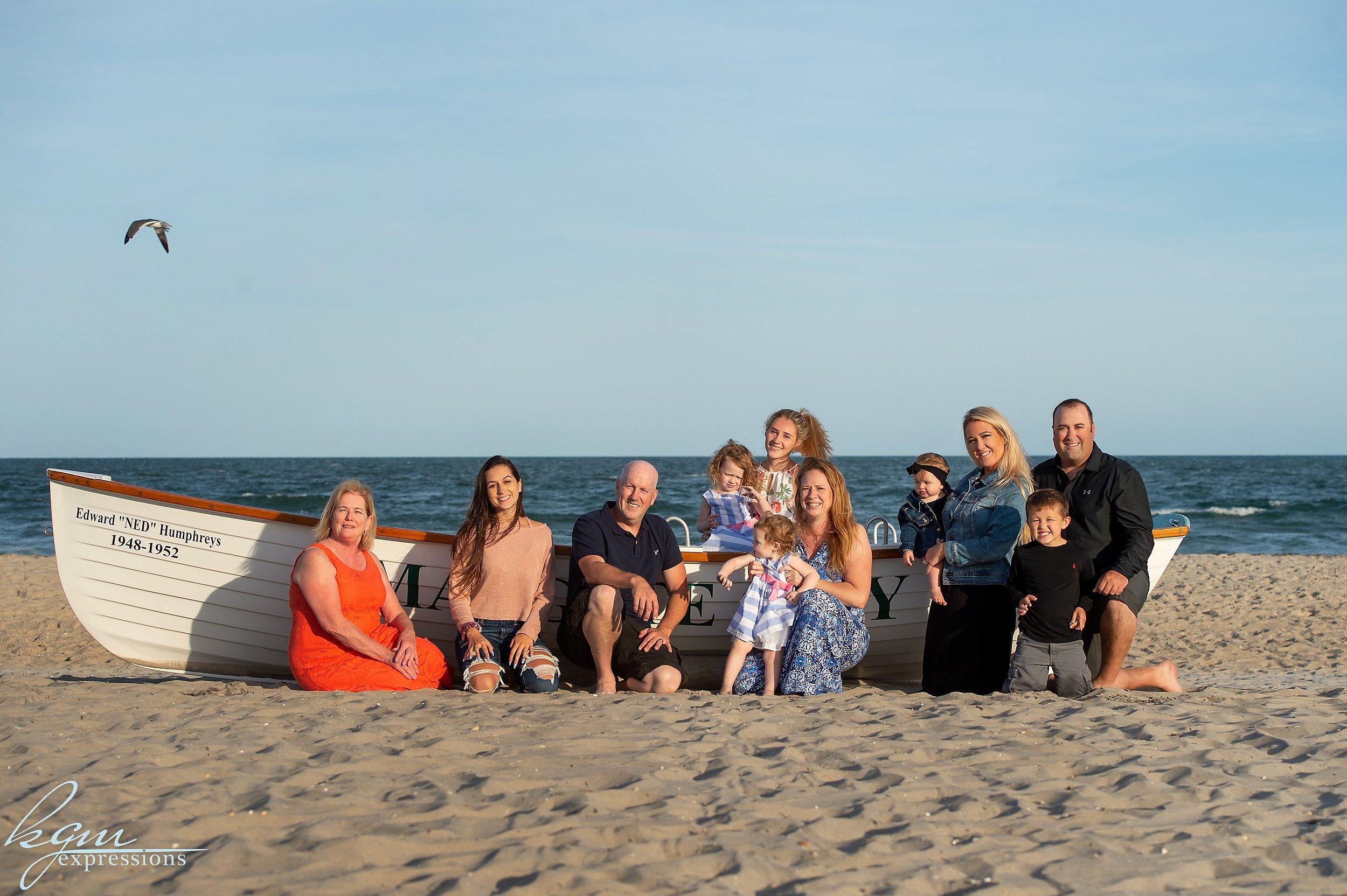 KGM Beach Family Photos