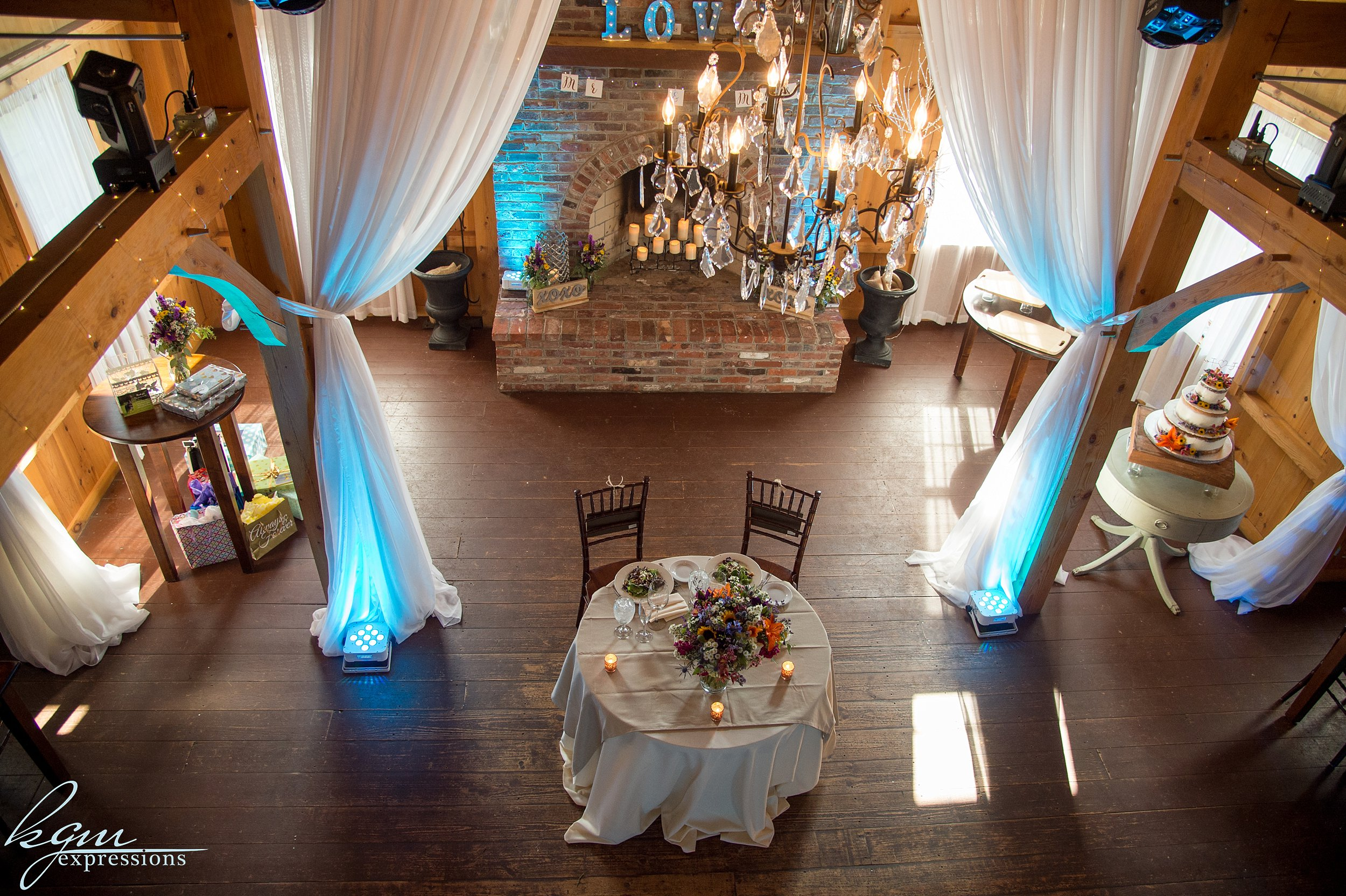 Thousand Acre Farms Wedding