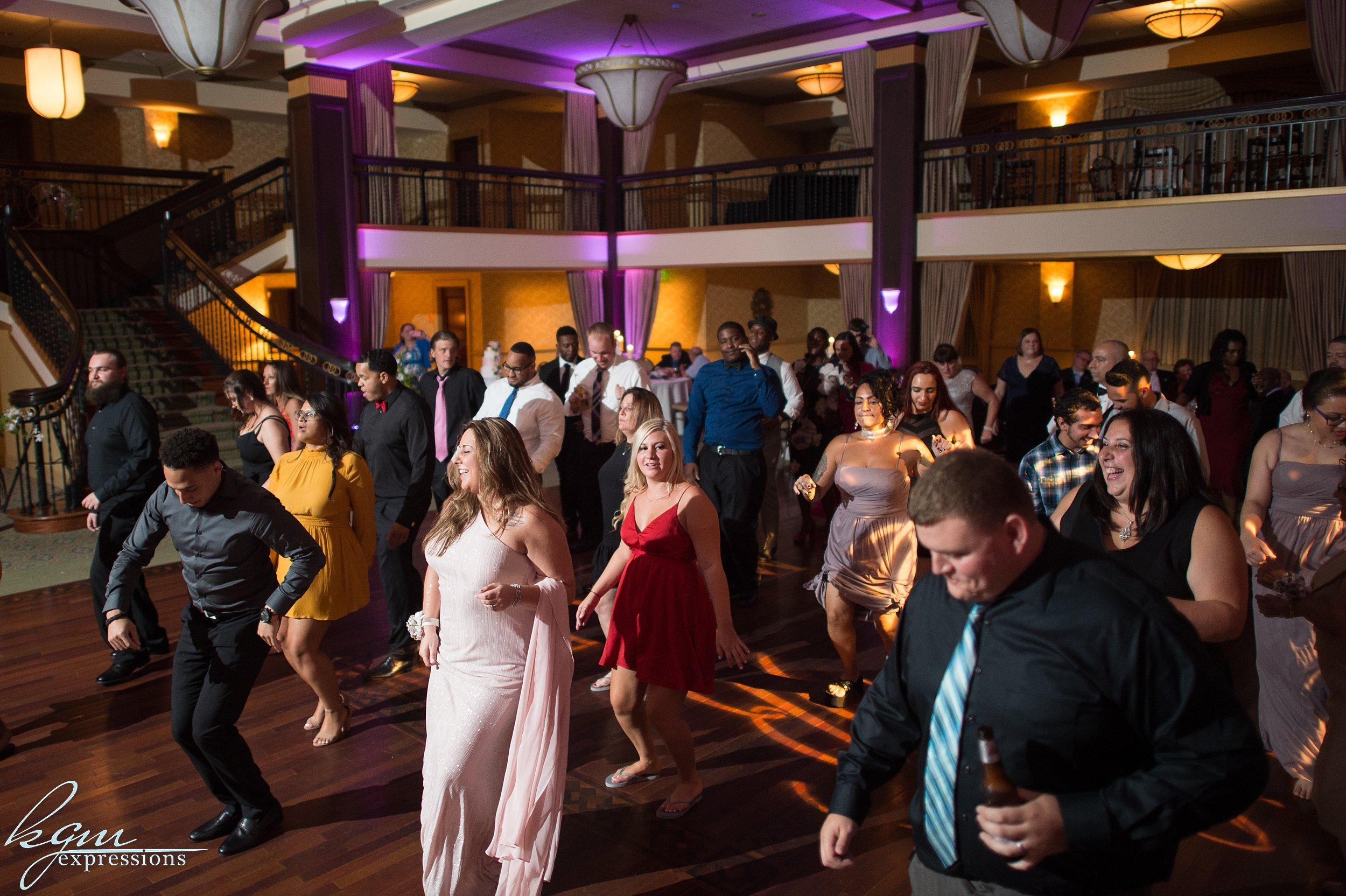 Collingswood Grand Ballroom Wedding