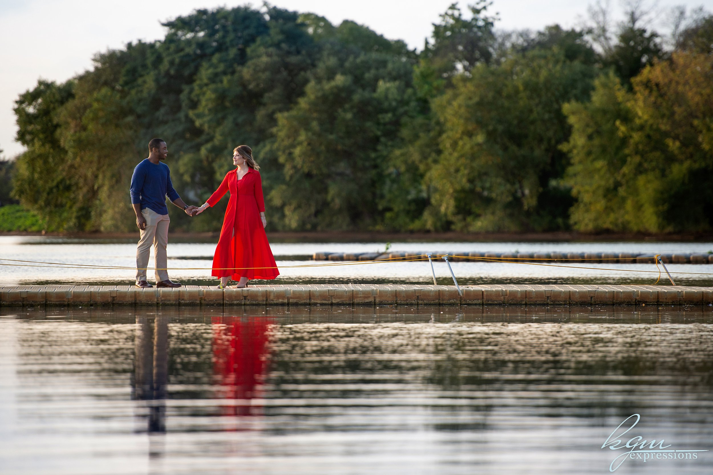 Cooper River Park Enagement
