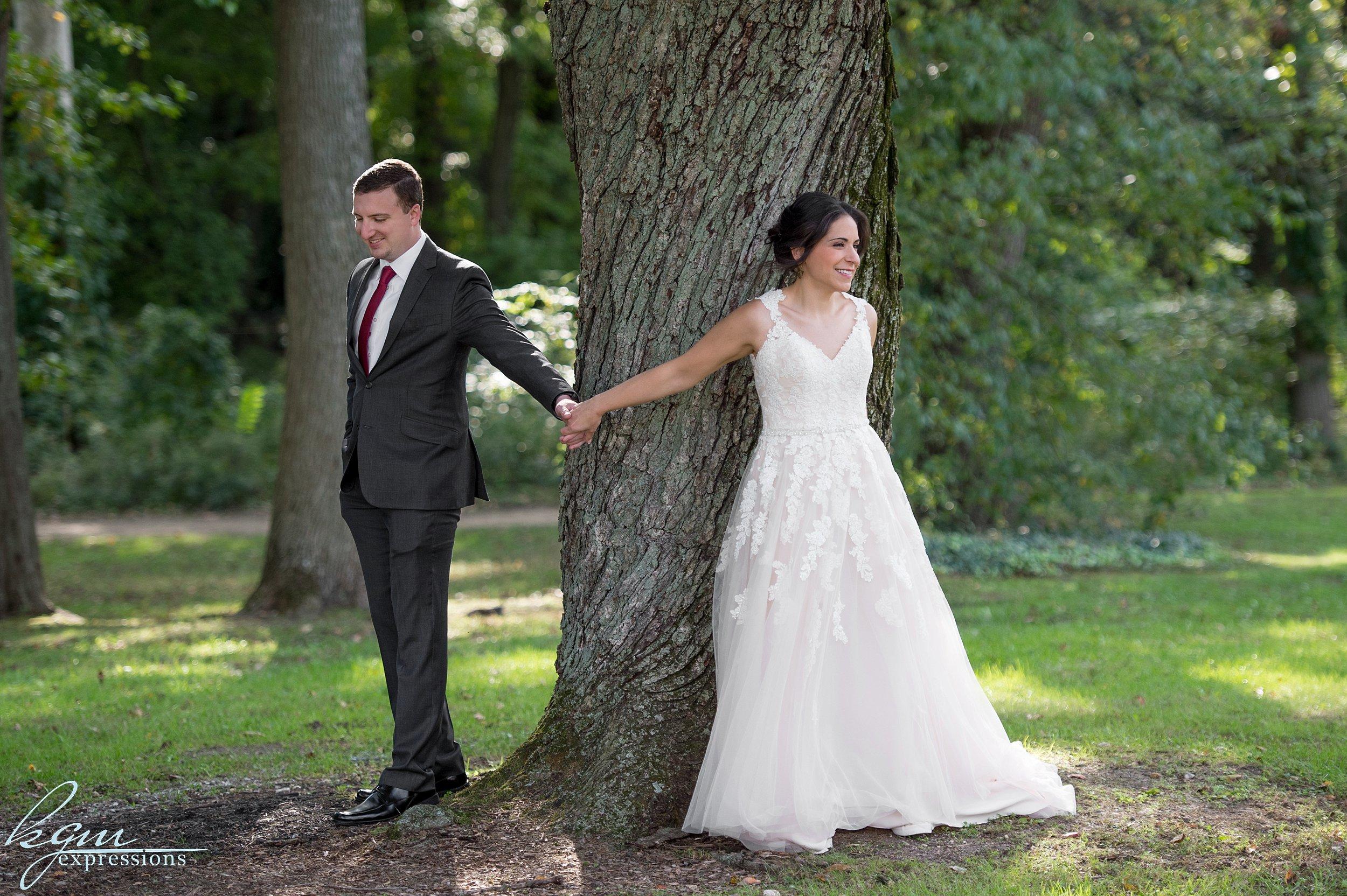 The Marian House Wedding