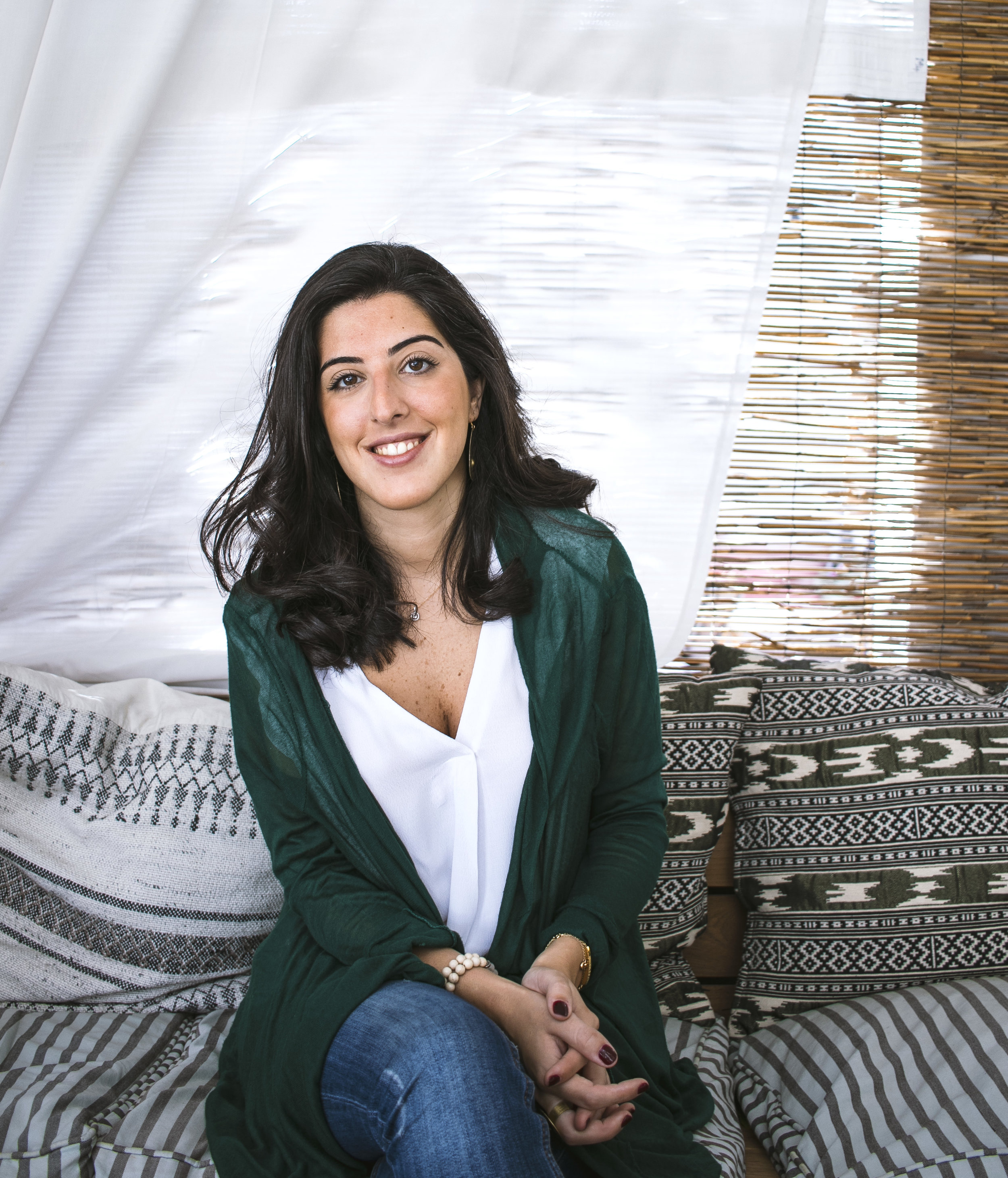 Maria AbiHanna  Co-founder of keep Eat Real (Nutrition consultancy) Dubai, UAE