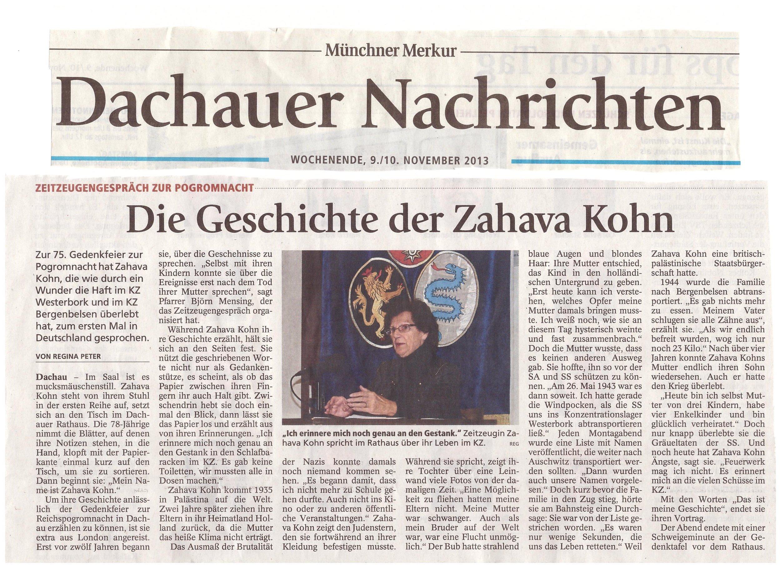 Zahava-Dachauer-Nachrichten-9.11.13.jpg