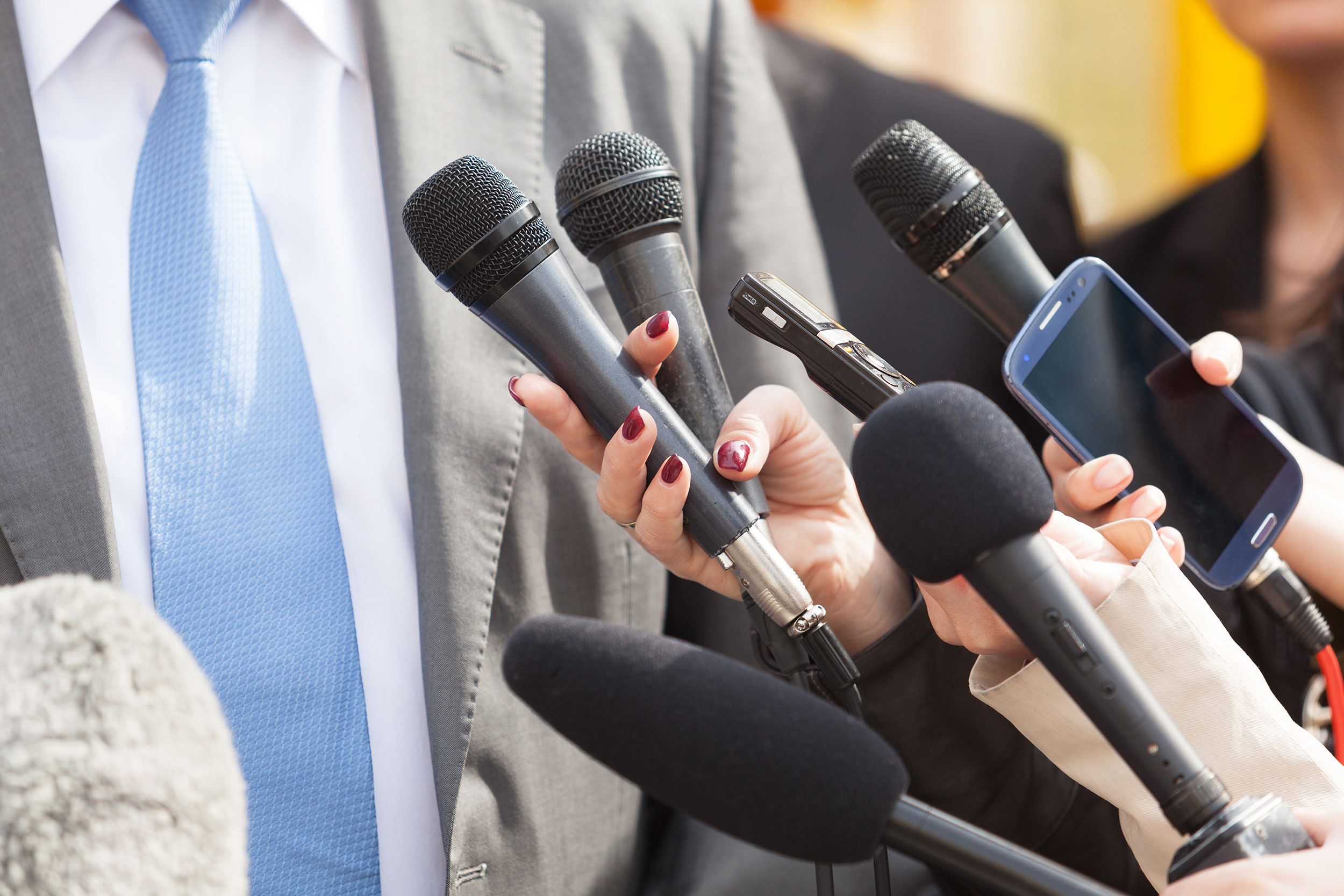 THE MEDIA SPOTLIGHT  The pressure of the 24/7 news cycle can seem overwhelming during a crisis. We can help safeguard your reputation and restore stability.
