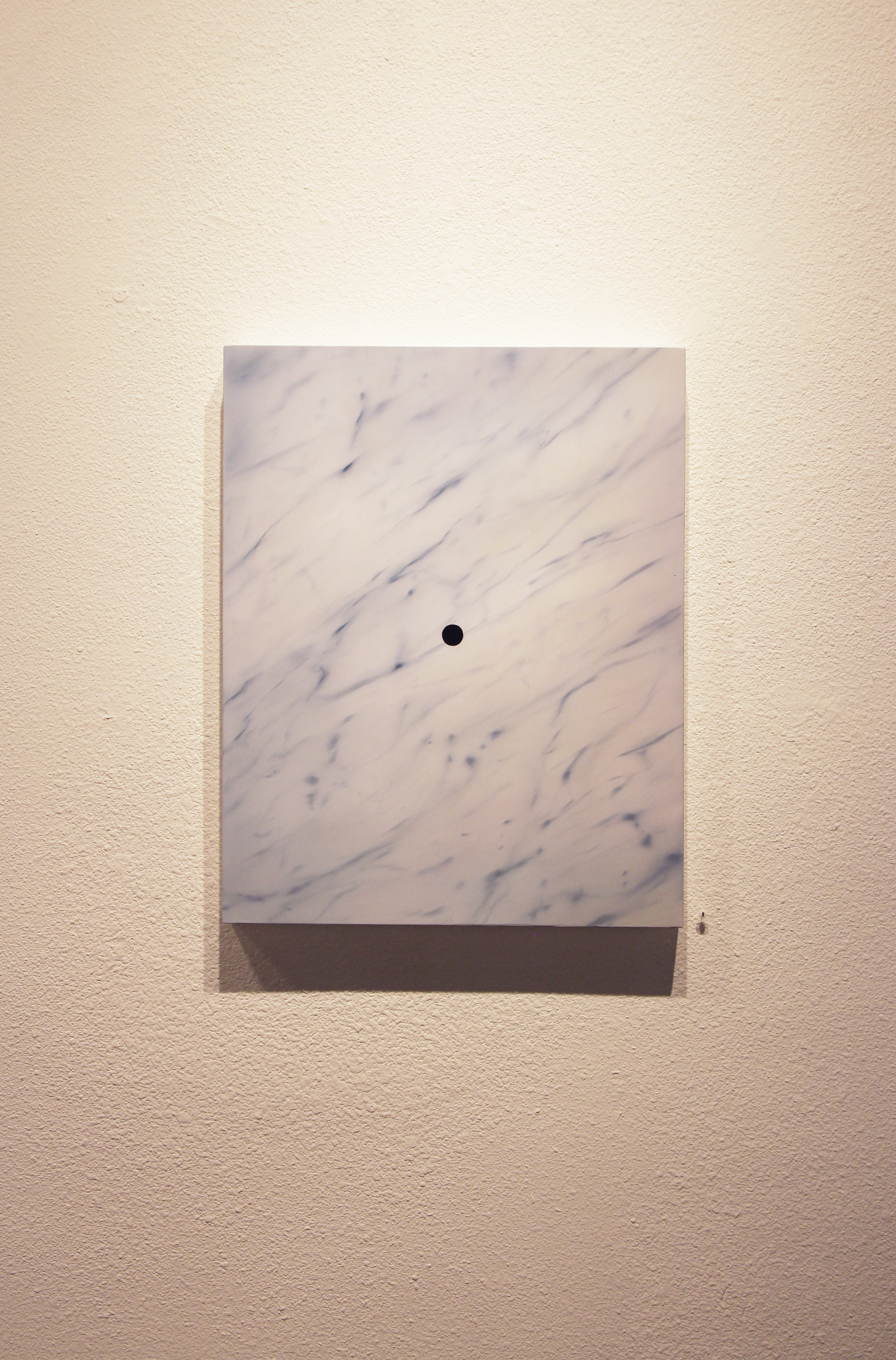 Marble with Hole
