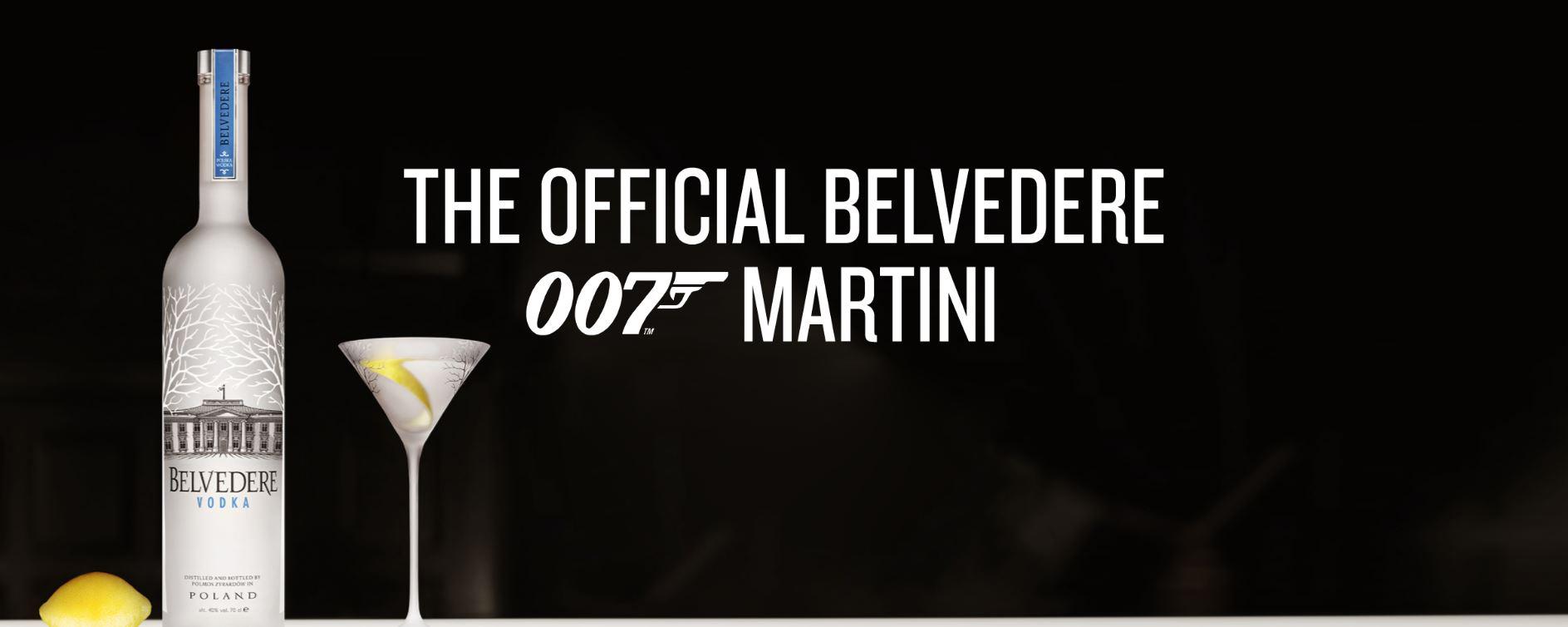 Noun Agency - Belvedere Spectre 007 - Case Study