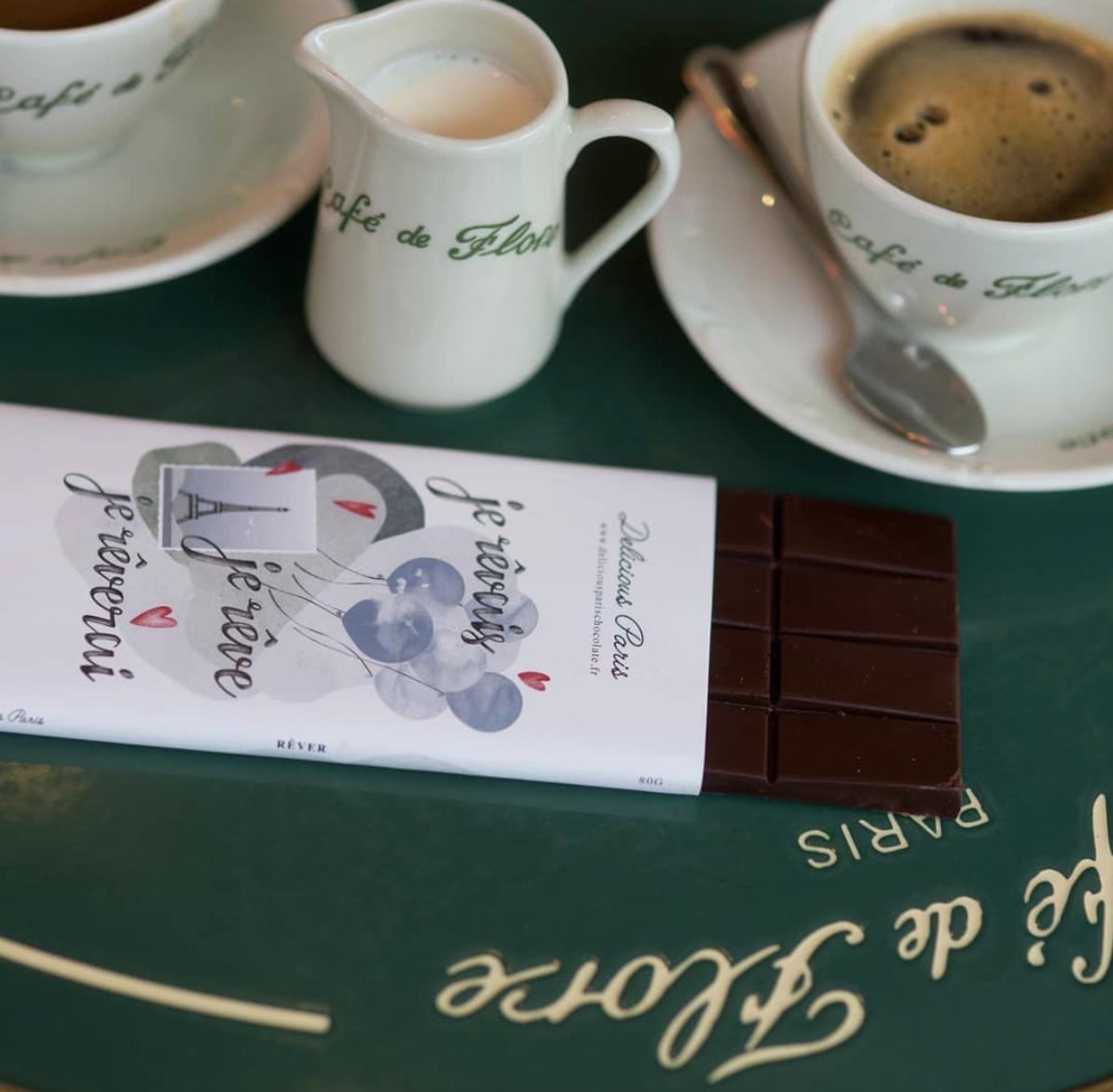 Chocolat français paris