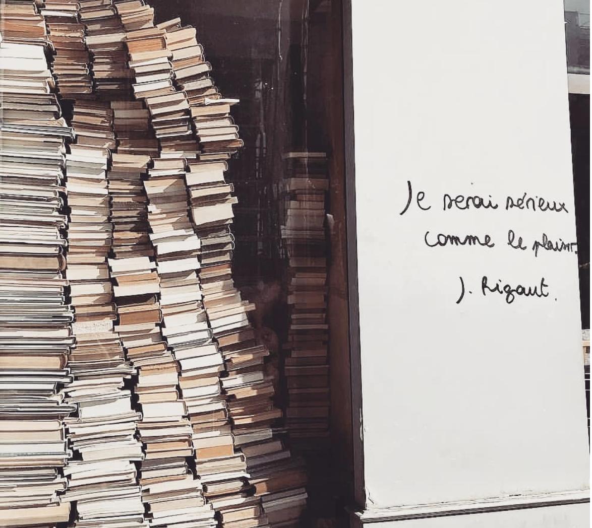 Galerie Vivienne à Paris . Crédit photo: @  _ellatalia
