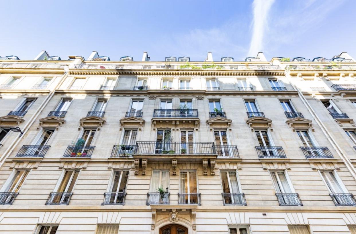 Rue Lebon, Paris