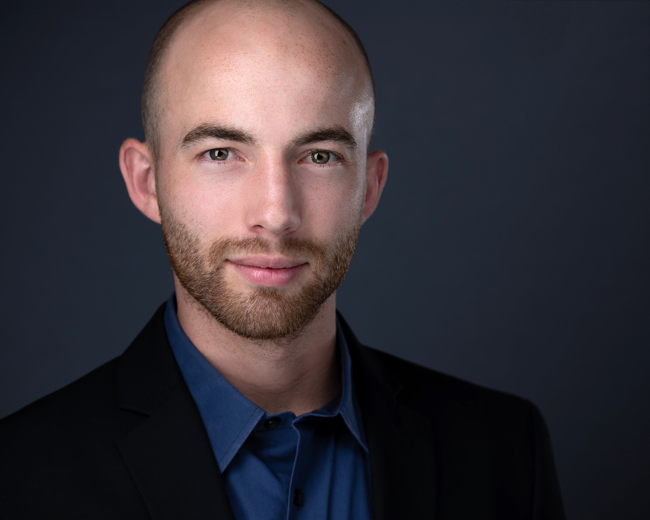 Orange County Headshot and Portrait Photographer