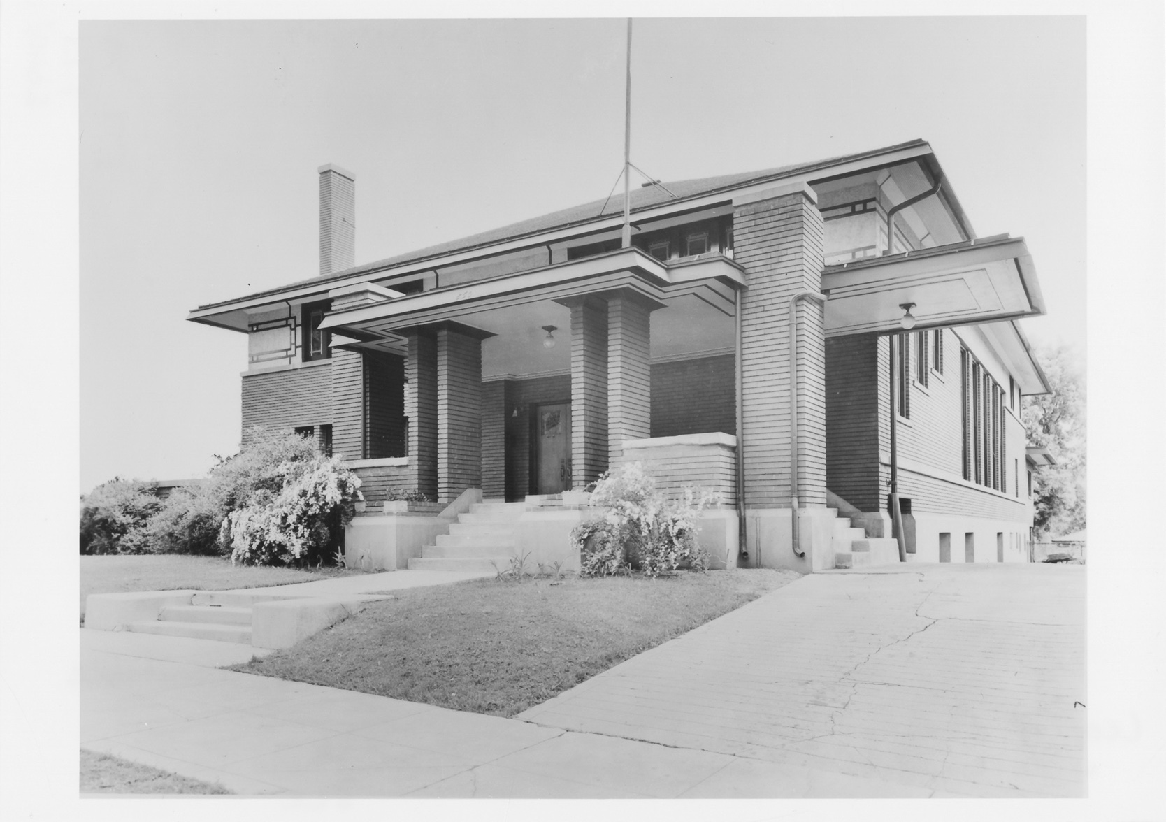 """The House that the Women Built"" at 850 E South Temple, Salt Lake City. Constructed from 1911-1913. Image courtesy of the Special Collections Dept, J Willard Marriott Library, University of Utah."