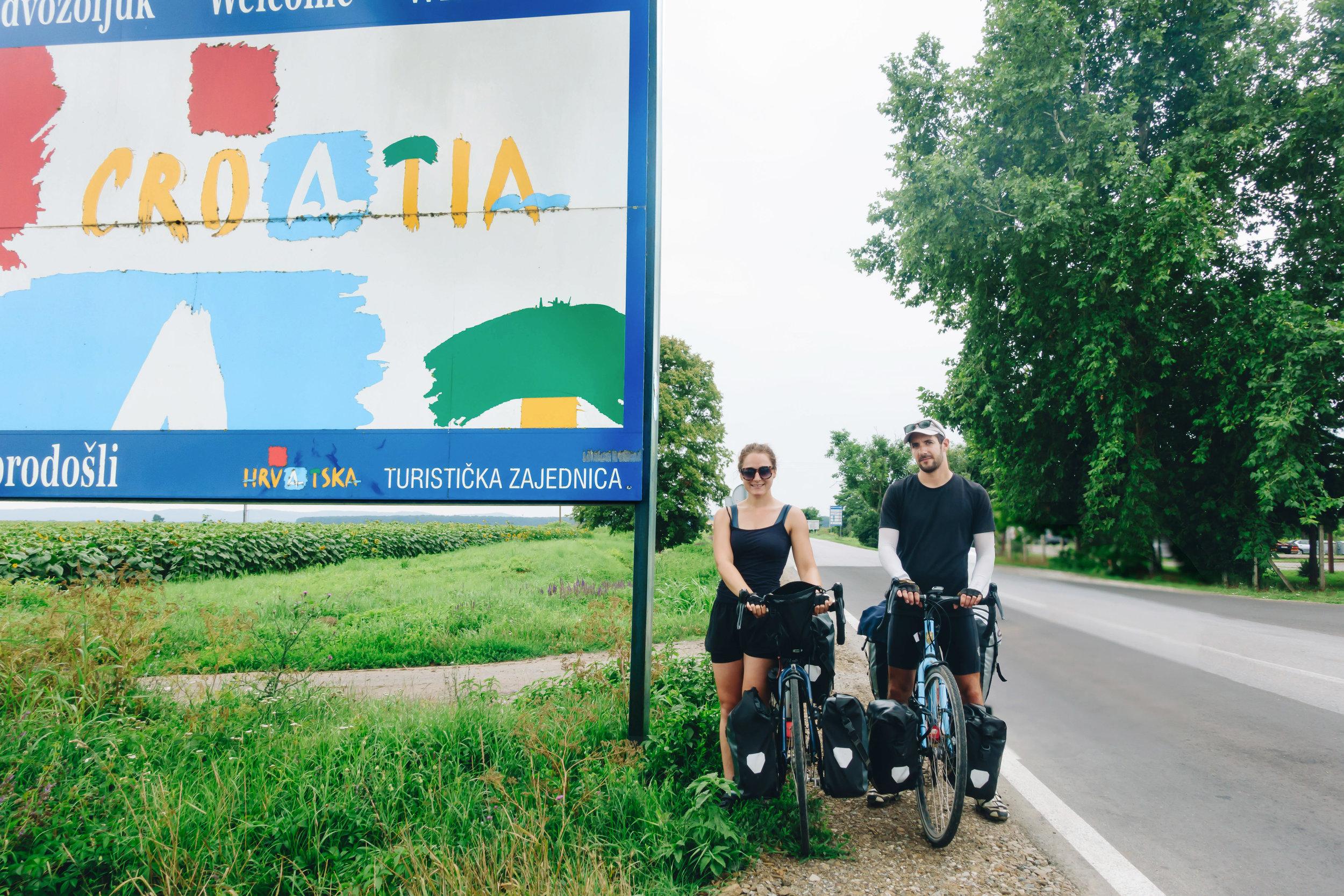 Welcome to Croatia!
