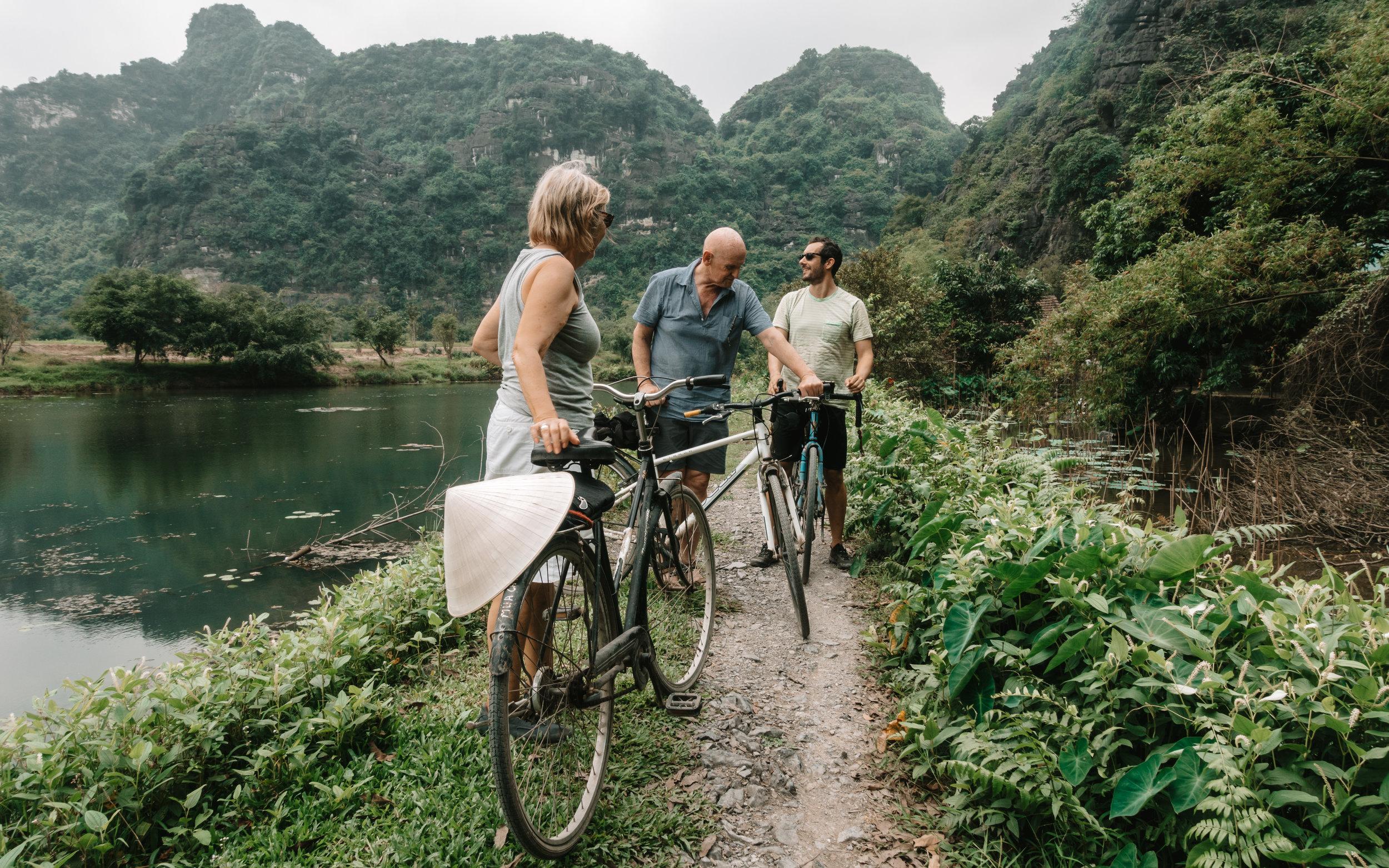 Four Bike To…