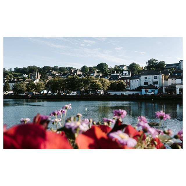 Kinsale was a worthwhile end to a heavy day in the saddle. A small fishing town on the south coast of Ireland. | 17.06