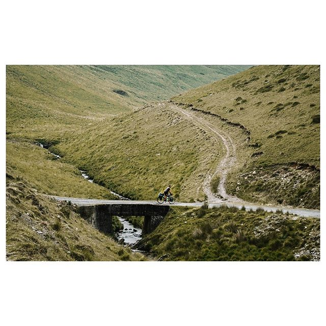 Gravel travel in the Desert of Wales. We definitely milked it taking the scenic route home on our final few days of our bike tour... | 25.06 . . . . #twobiketo #milkingit #graveltravel #worldbybike #bikewander #desertofwales #walestourism #cycletheworld #optoutside #biketrip #bikepacking #bikelife #thehappynow #capturequiet #outsideisfree #cambrianmountains #elanvalley #elanvalleydams #ridgeback #pedalpower #adventurecycling #roadslikethese #bikesdventure #gravelbikes