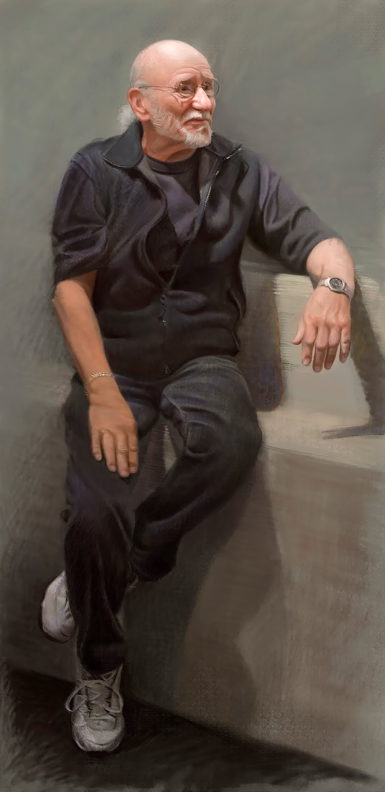 Portrait of Murray Tinkelman