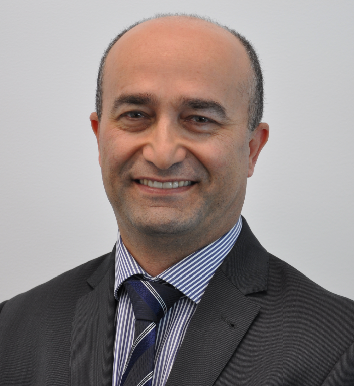 Seyed Miri, Airbus Applications and Solutions Manager