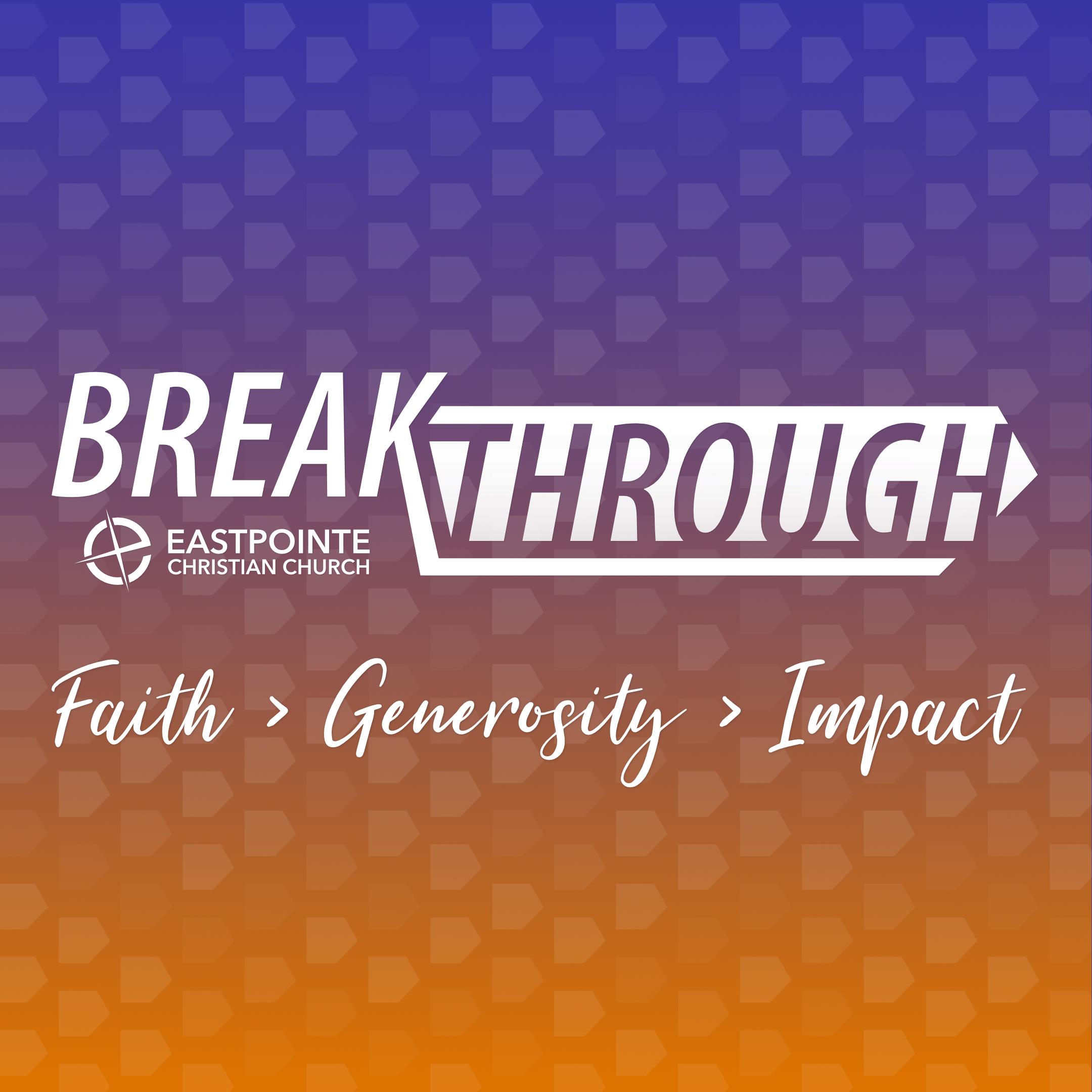 Breakthrough: Week 5