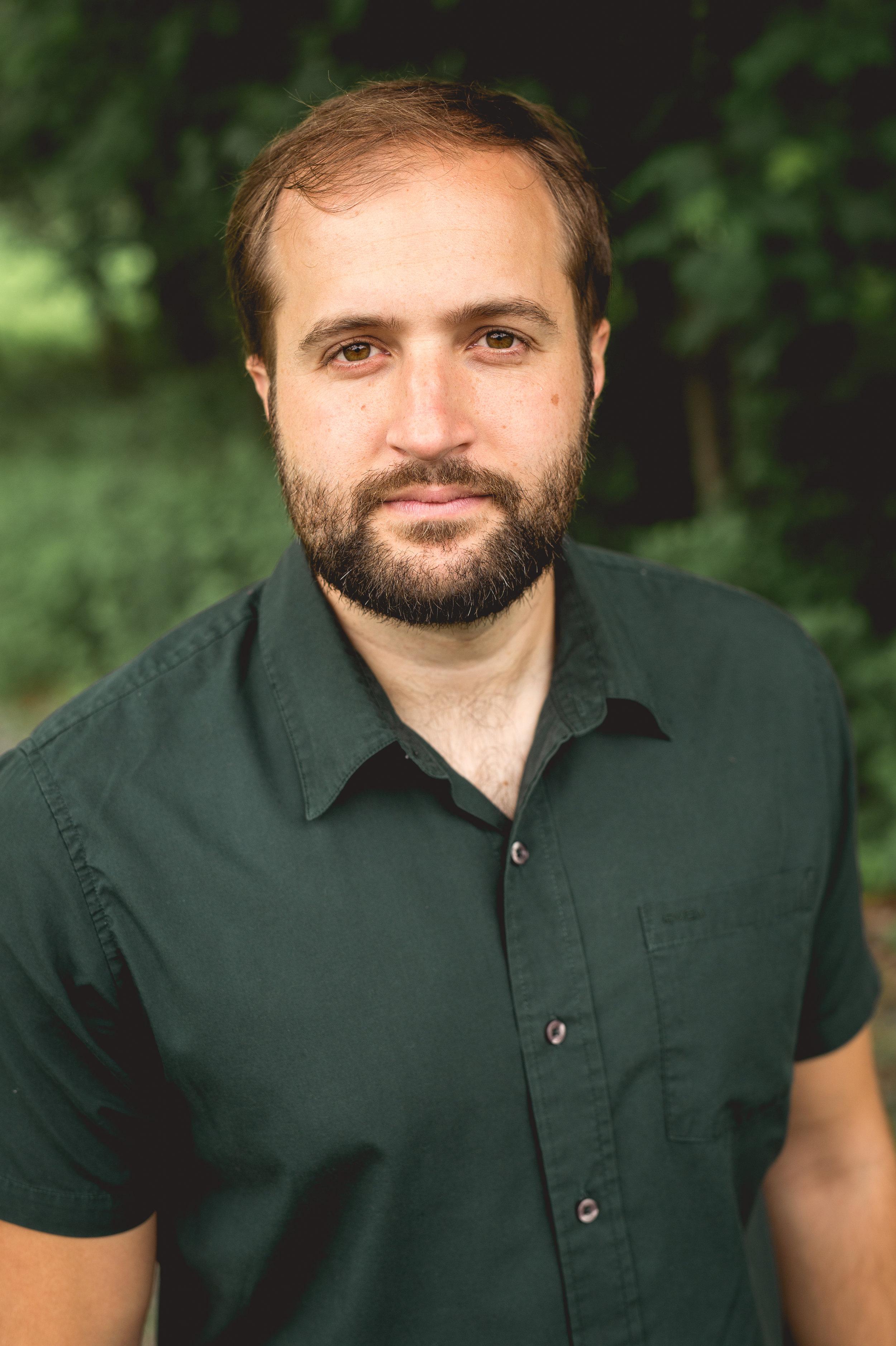 Dan Caffrey, Playwright