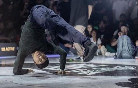 """Joseph """"MN Joe"""" Tran, Dancer"""