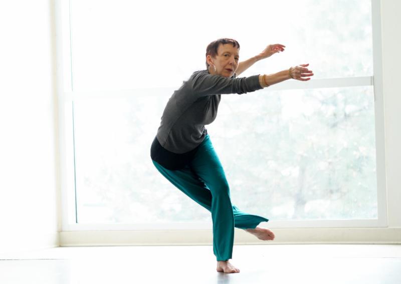 Erin Thompson, Dancer