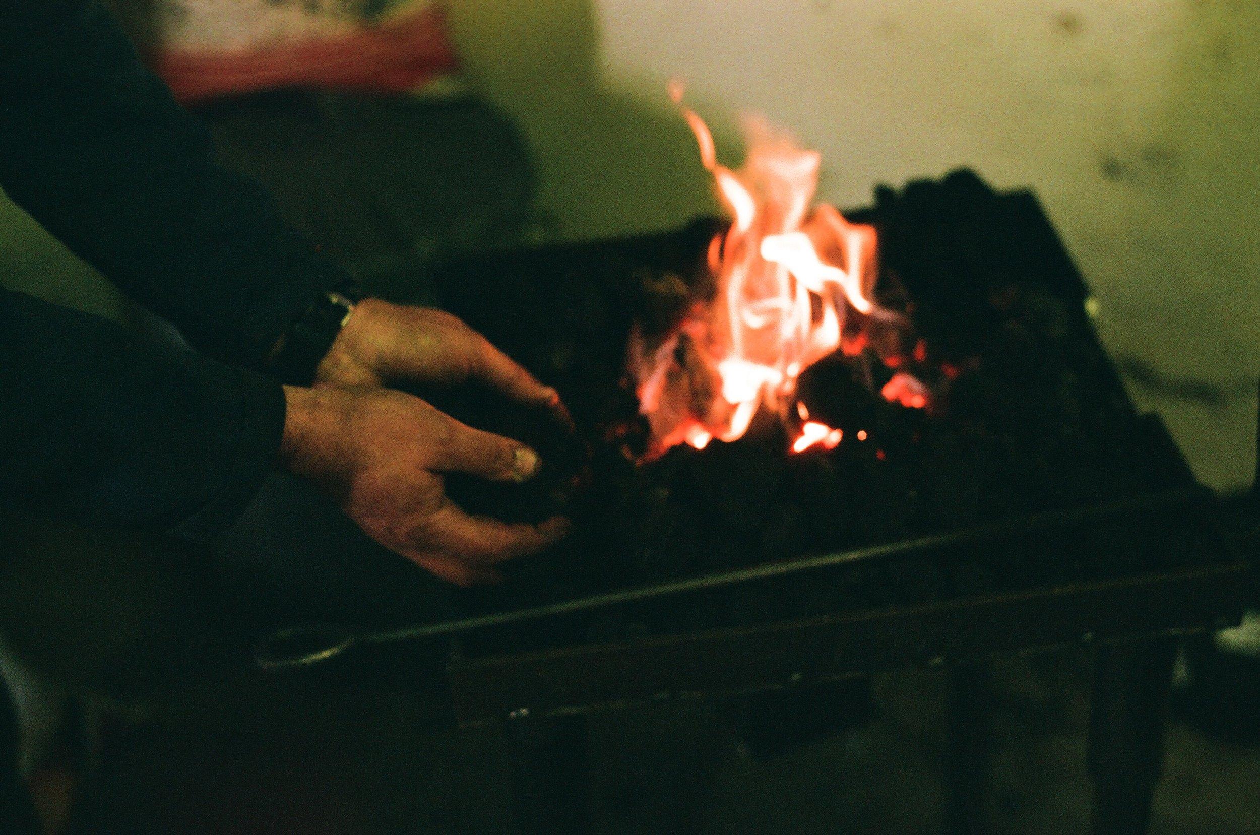 Blacksmithing Course 1