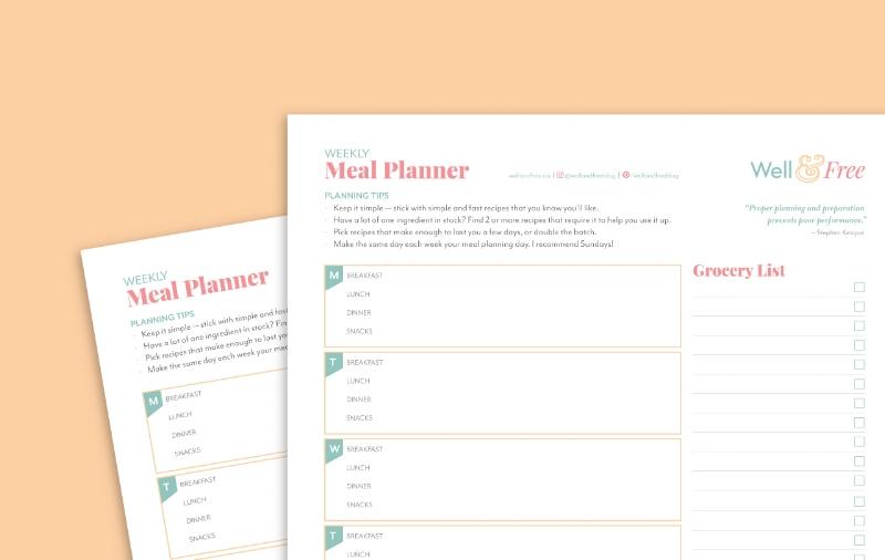 Well & Free Instagram_Weekly Meal Planner.jpg