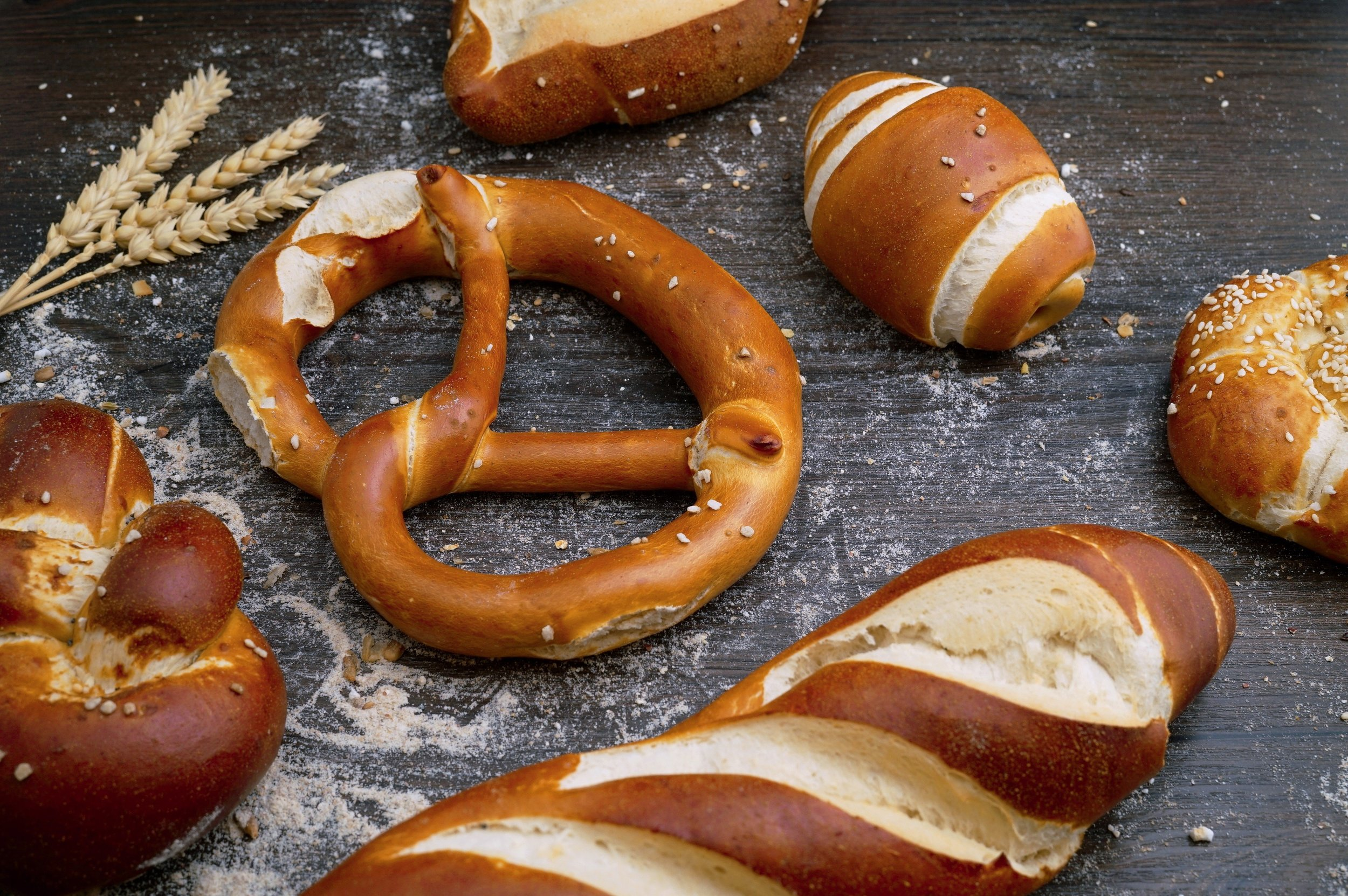 What's the science behind these pretzels? -