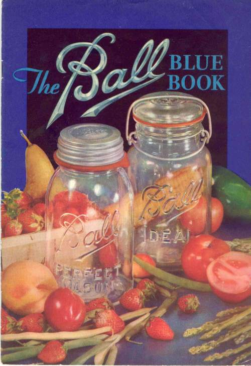 Photo of Ball Bluebook 1934