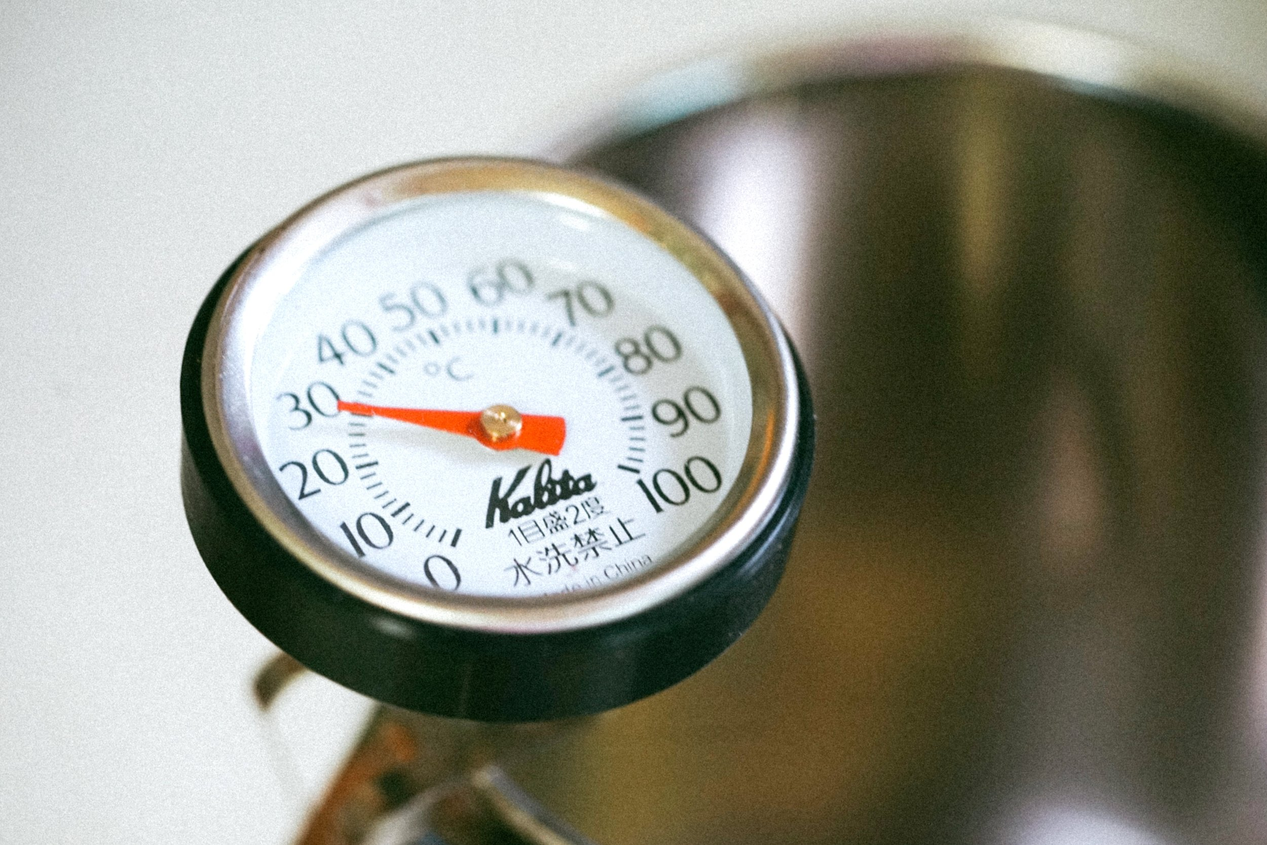 So what is the right temperature for my starter? -