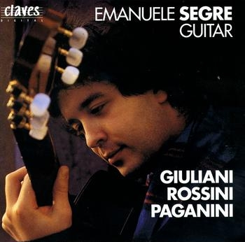 GIULIANI, ROSSINI, PAGANINI -
