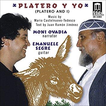 PLATERO Y YO - Moni Ovadia, narrator