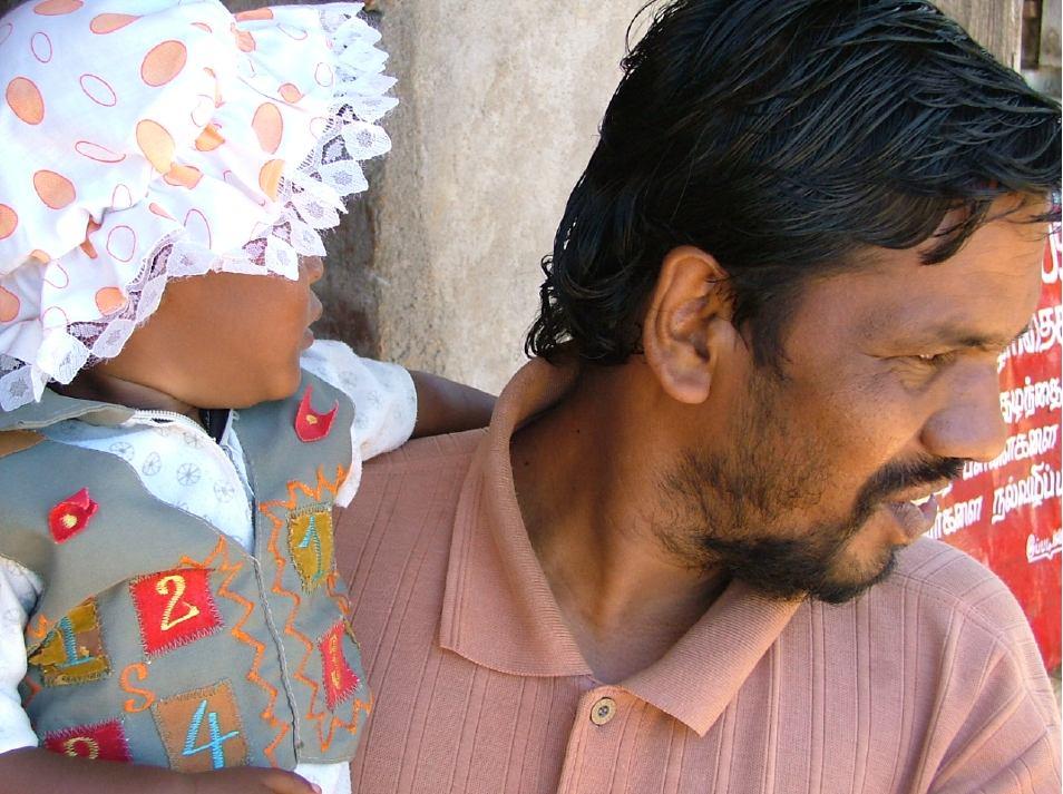 Pastor & Daddy Kirubakaran